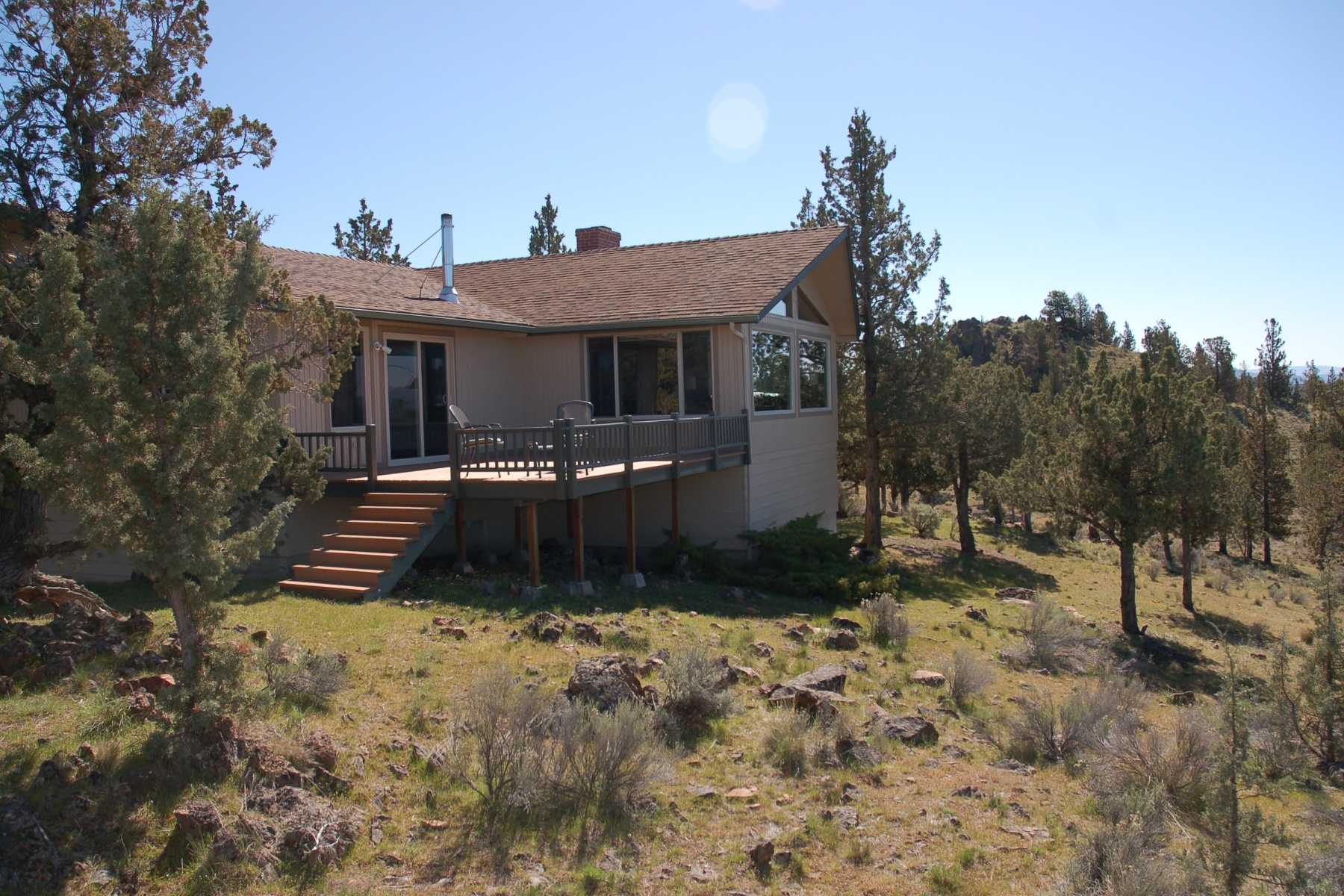 Single Family Home for Sale at 7801 Newell Lane 7801 NW Newell Ln Prineville, Oregon, 97754 United States