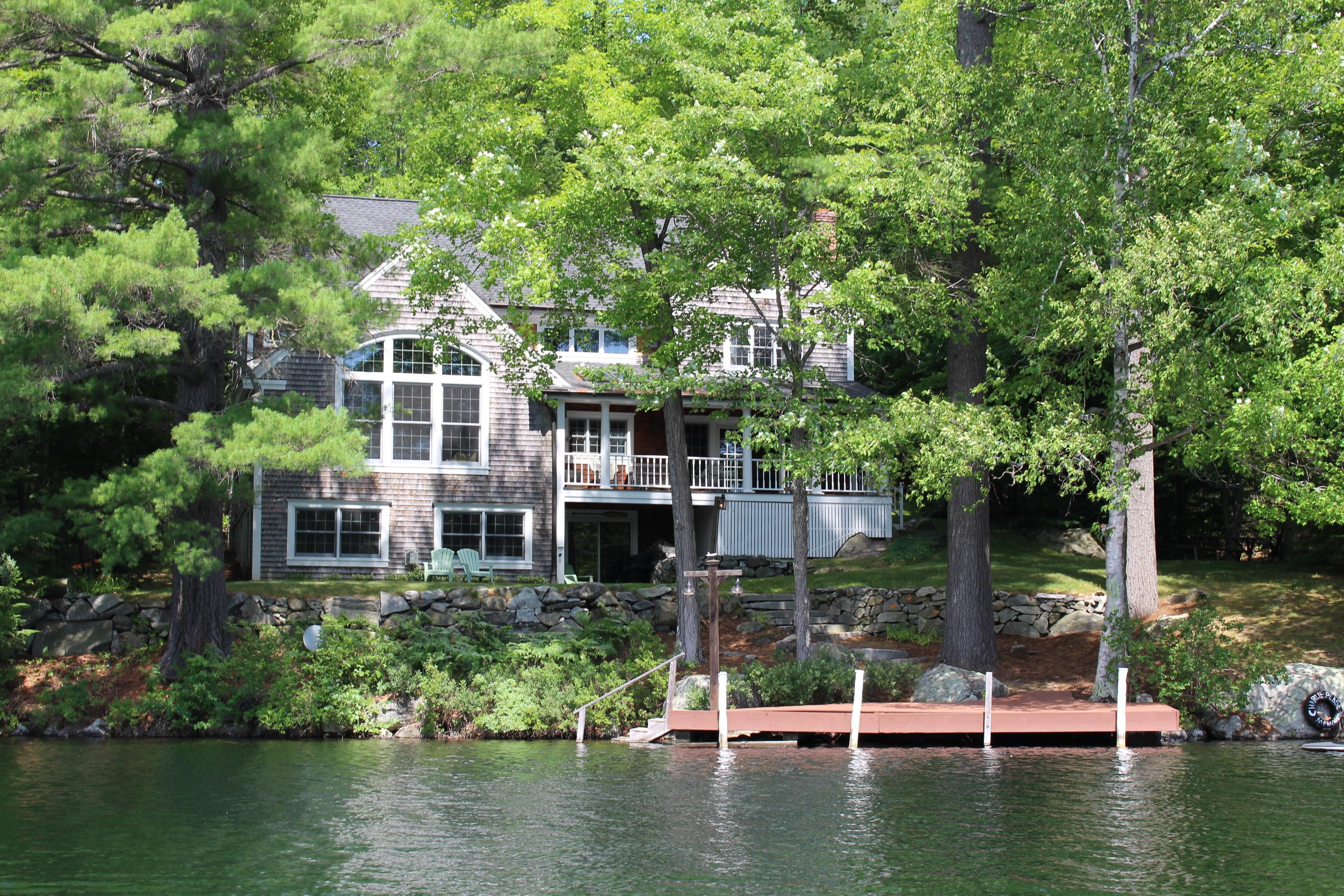 Vivienda unifamiliar por un Venta en 34 Woodland Road, Sunapee 34 Woodland Rd Sunapee, Nueva Hampshire, 03782 Estados Unidos