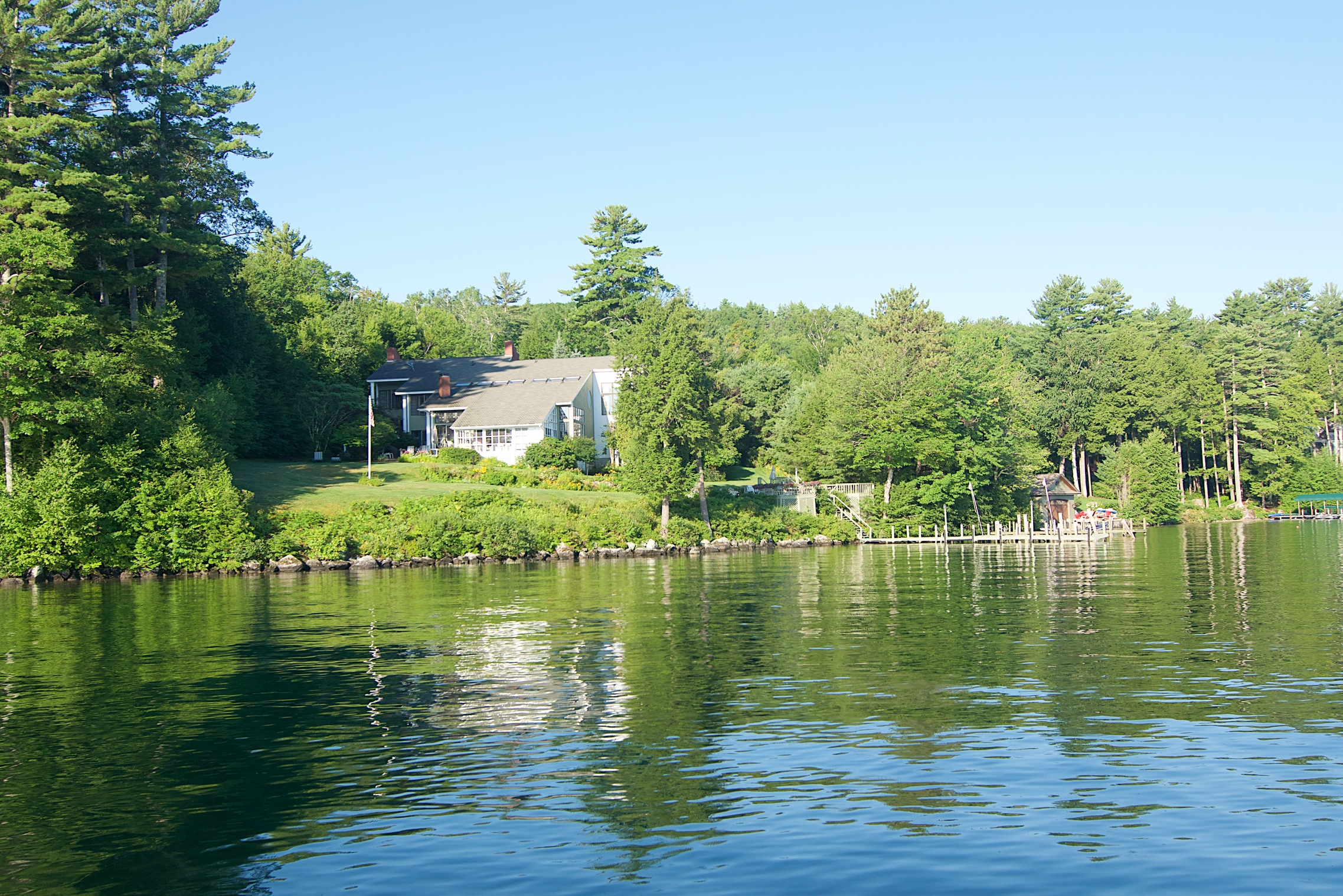 Single Family Home for Sale at 144 Veasey Shore Road, Meredith 144 Veasey Shore Rd Meredith, New Hampshire 03253 United States