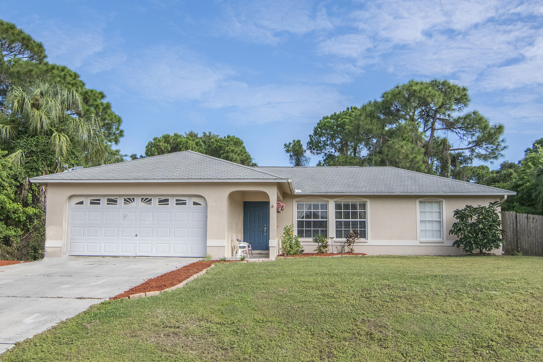 Single Family Home for Sale at NORTH PORT 2462 Ensenada Ln North Port, Florida, 34286 United States