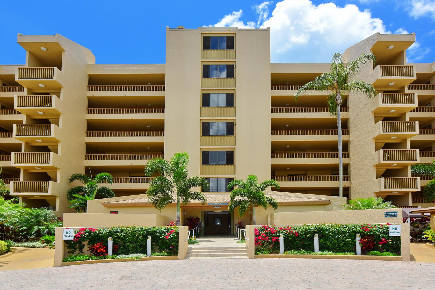 Кооперативная квартира для того Продажа на MIDNIGHT COVE 6342 Midnight Pass Rd 413 Sarasota, Флорида 34242 Соединенные Штаты