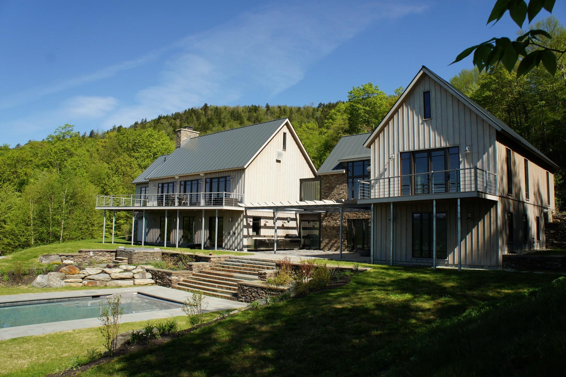 Einfamilienhaus für Verkauf beim 2294 Robinson Springs Road, Stowe 2294 Robinson Springs Rd Stowe, Vermont, 05672 Vereinigte Staaten