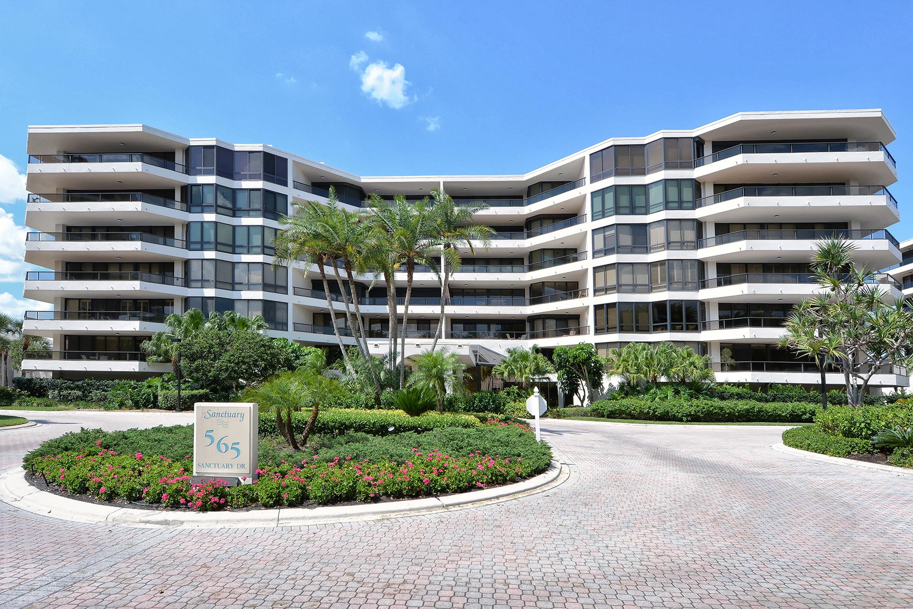 コンドミニアム のために 売買 アット LONGBOAT KEY 565 Sanctuary Dr A202 Longboat Key, フロリダ 34228 アメリカ合衆国