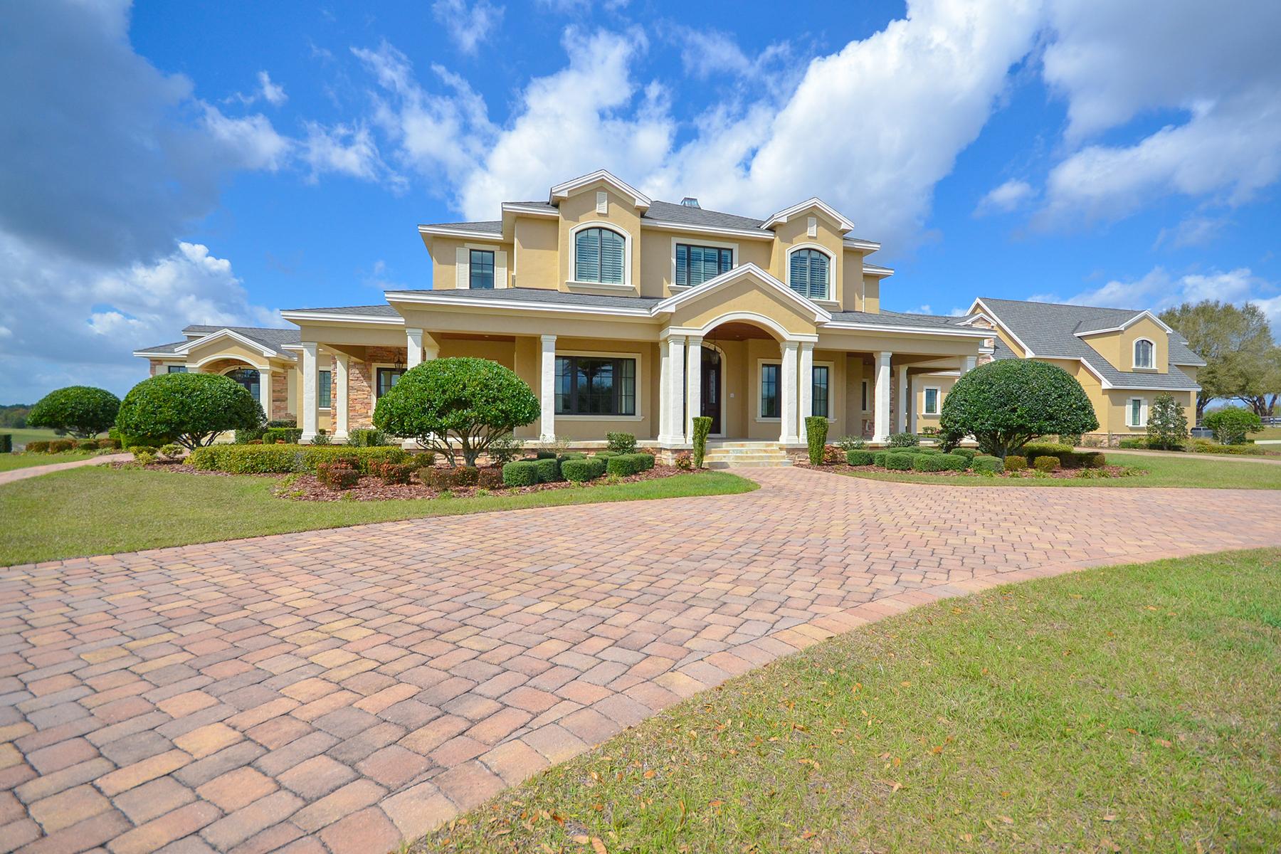 独户住宅 为 销售 在 LADY LAKE 5650 Marion County Rd Lady Lake, 佛罗里达州, 32159 美国