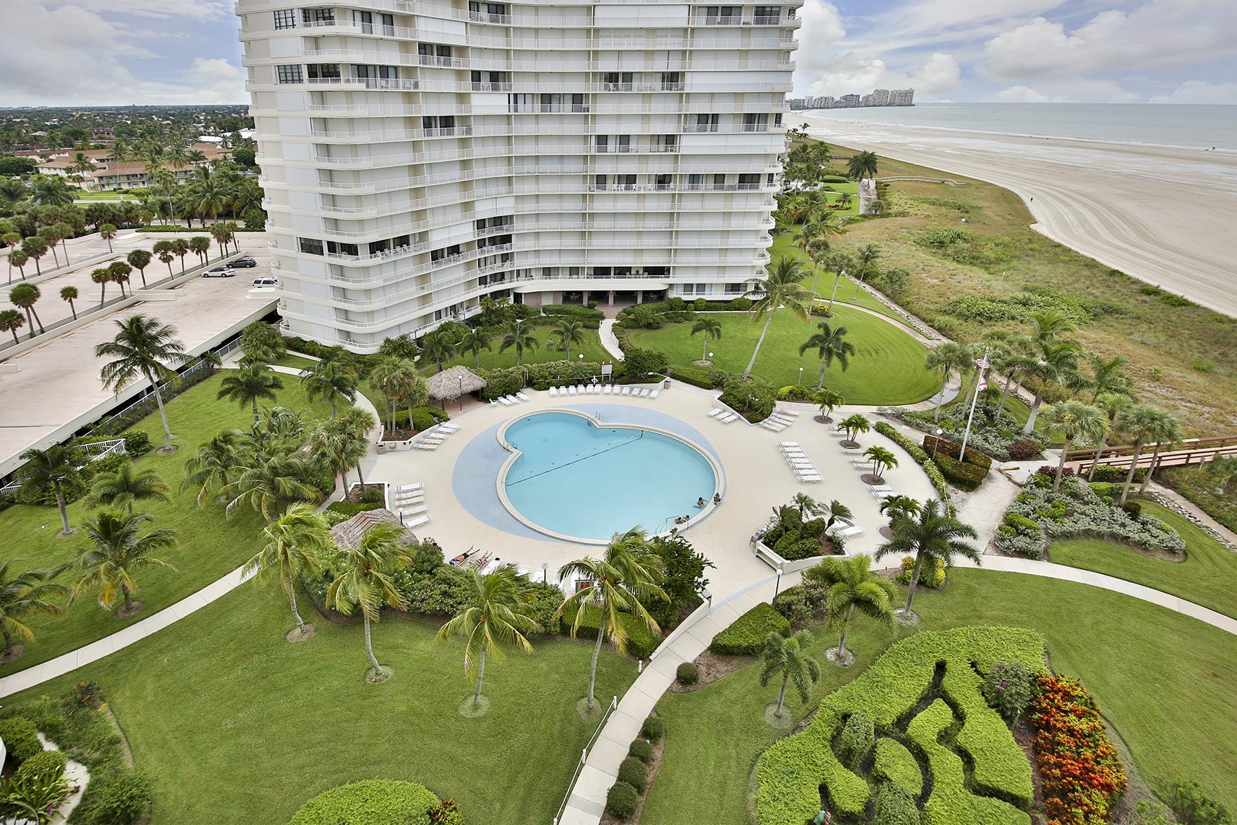 Kat Mülkiyeti için Satış at MARCO ISLAND - SOUTH SEAS 320 Seaview Ct 1109 Marco Island, Florida, 34145 Amerika Birleşik Devletleri
