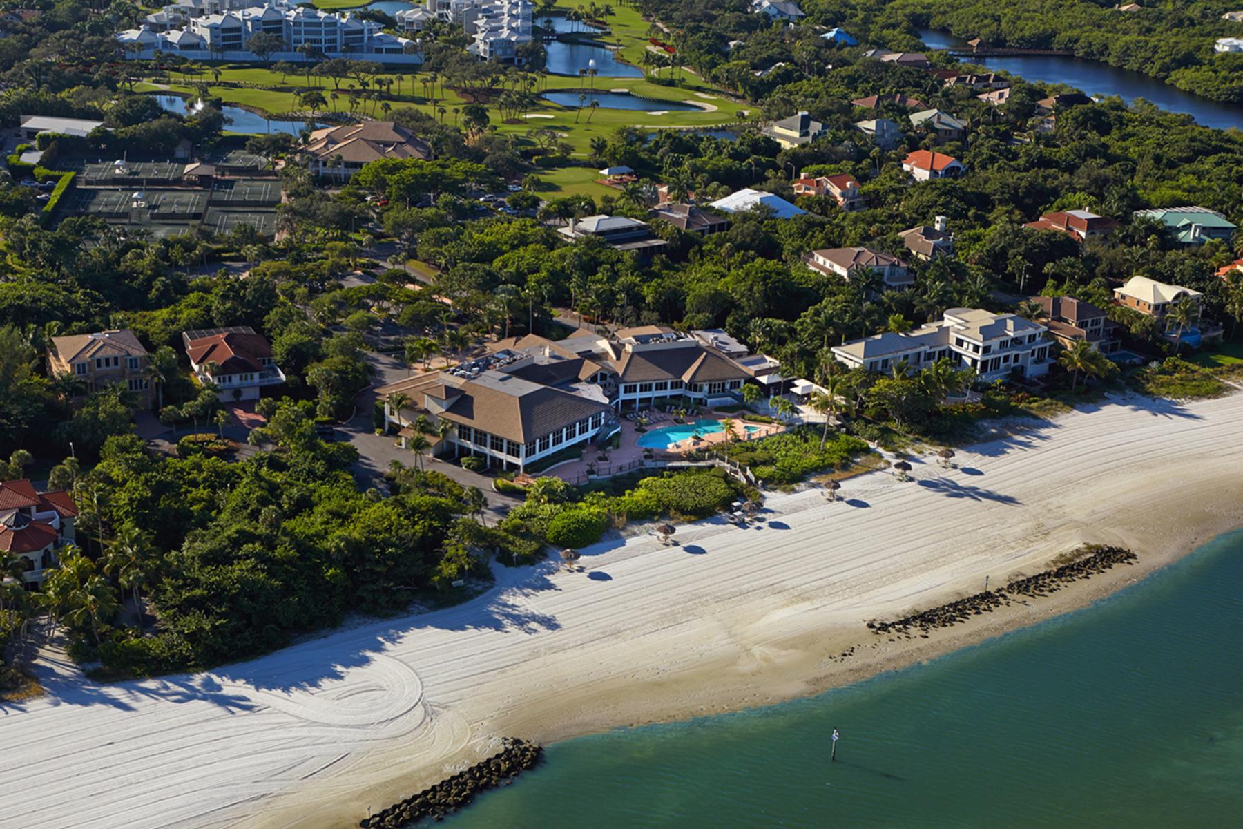 토지 용 매매 에 HIDEAWAY BEACH - LIVE OAK LANE 367 Live Oak Ln Marco Island, 플로리다, 34145 미국