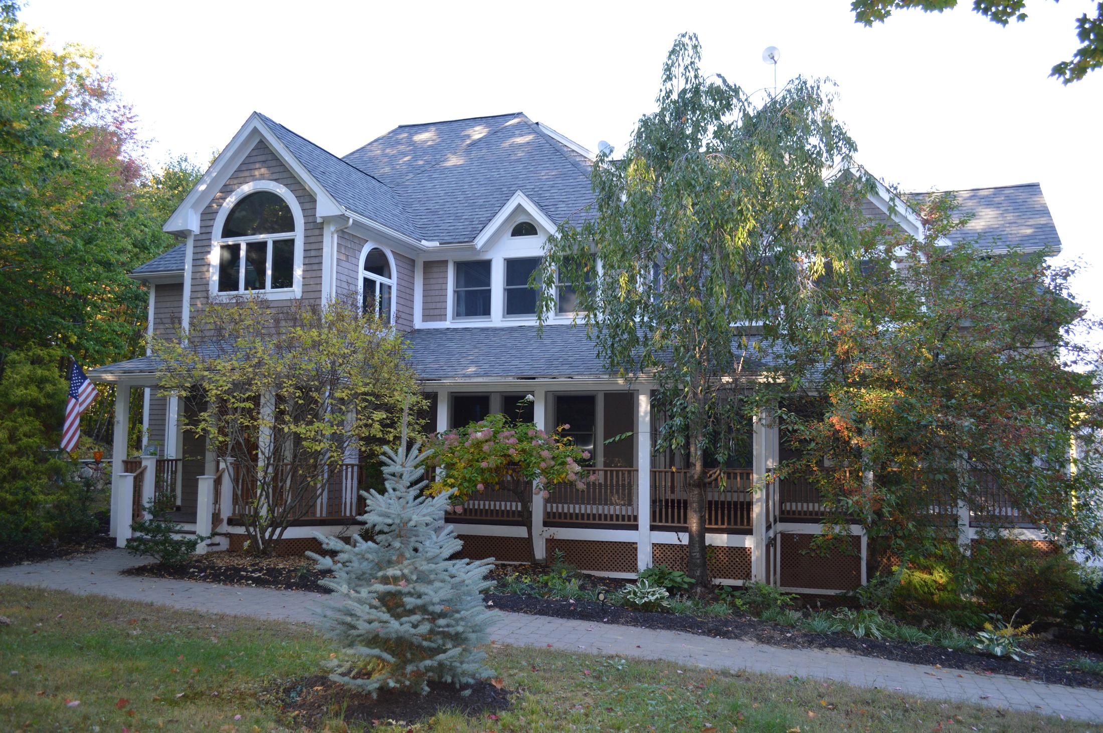 Maison unifamiliale pour l Vente à 193 Plummer Hill Road, Belmont 193 Plummer Hill Rd Belmont, New Hampshire, 03220 États-Unis