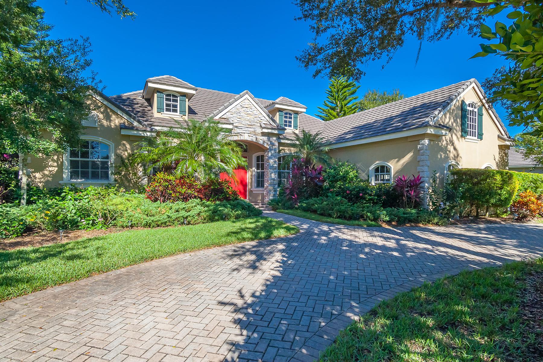 Nhà ở một gia đình vì Bán tại SILVER OAK 8838 Bloomfield Blvd Sarasota, Florida 34238 Hoa Kỳ