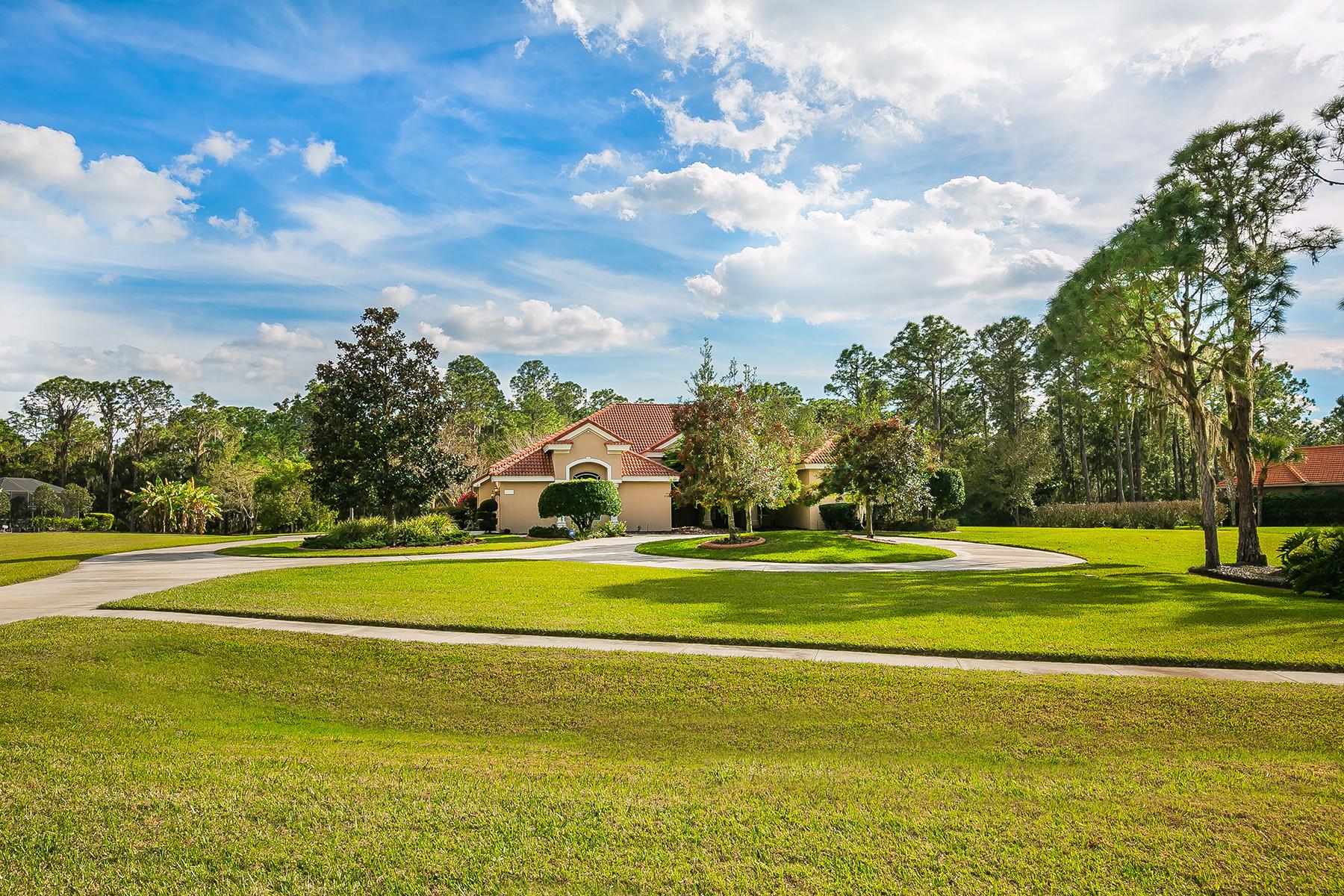 Casa Unifamiliar por un Venta en PANTHER RIDGE 21808 Deer Pointe Bradenton, Florida, 34202 Estados Unidos