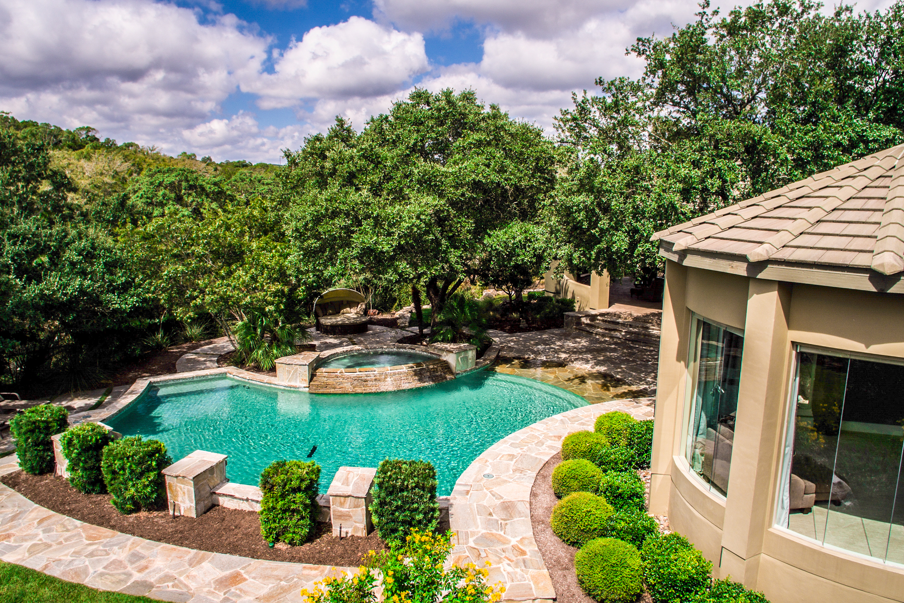 Single Family Home for Sale at Extraordinary Award-Winning Luxury Estate 11426 Cat Springs Boerne, Texas 78006 United States