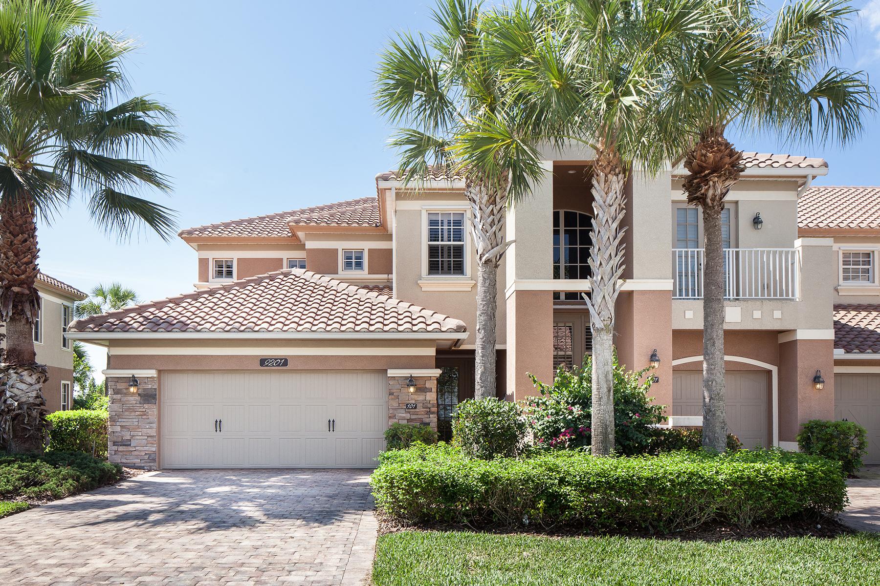 Property For Sale at 9201 Quartz Ln , 101, Naples, FL 34120