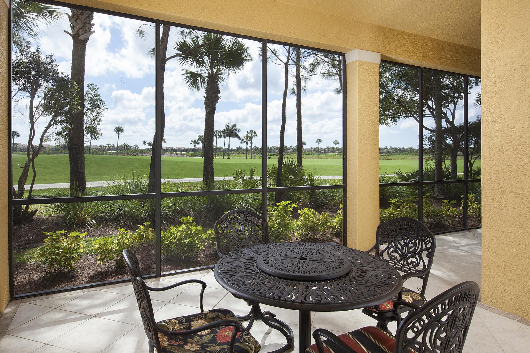 Nhà chung cư vì Bán tại FIDDLER'S CREEK - CASCADA 9022 Cascada Way 102 Naples, Florida, 34114 Hoa Kỳ