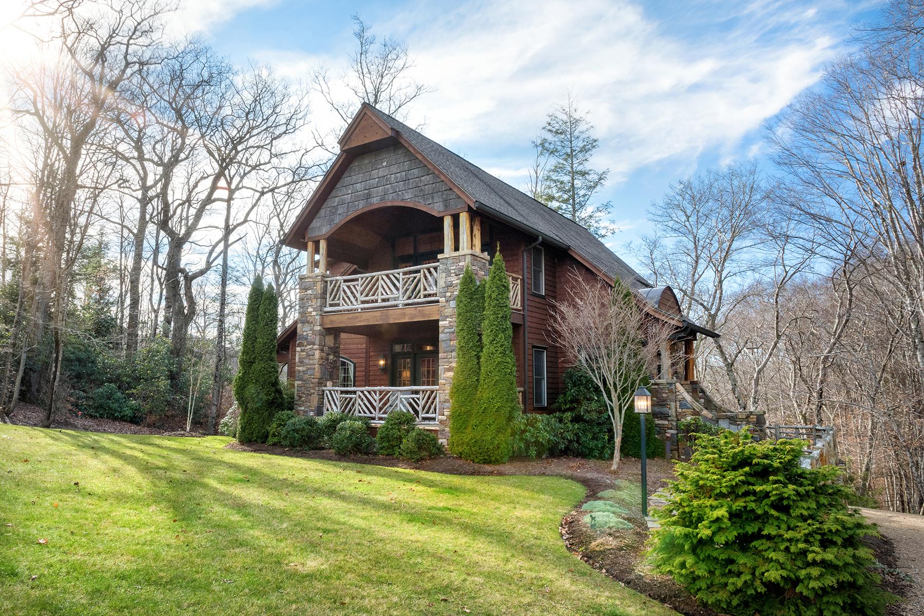Single Family Home for Sale at BANNER ELK - THE FARM AT BANNER ELK 50 Hanging Rock Knoll Place Banner Elk, North Carolina, 28604 United States