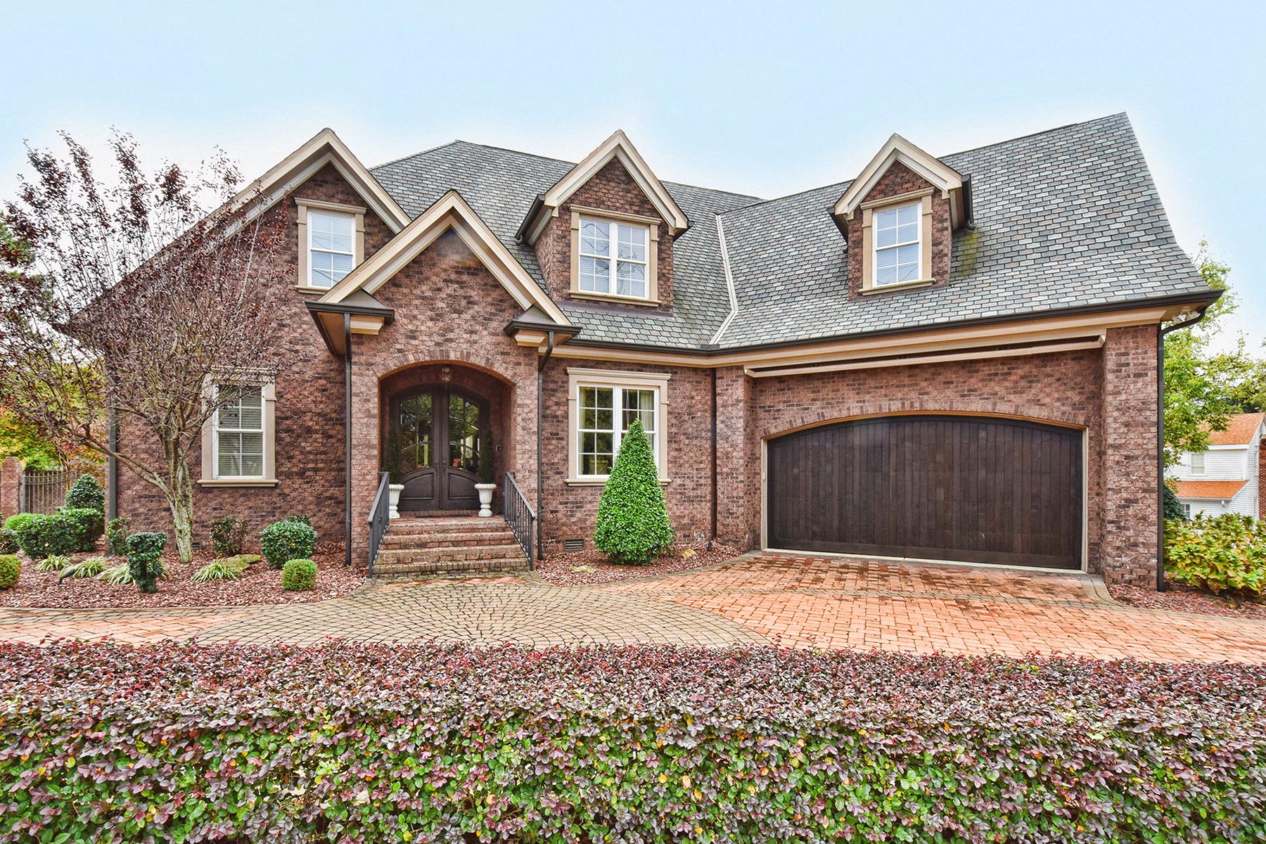 Single Family Home for Sale at MECKLENBERG 6500 Alexander Rd Charlotte, North Carolina, 28270 United States