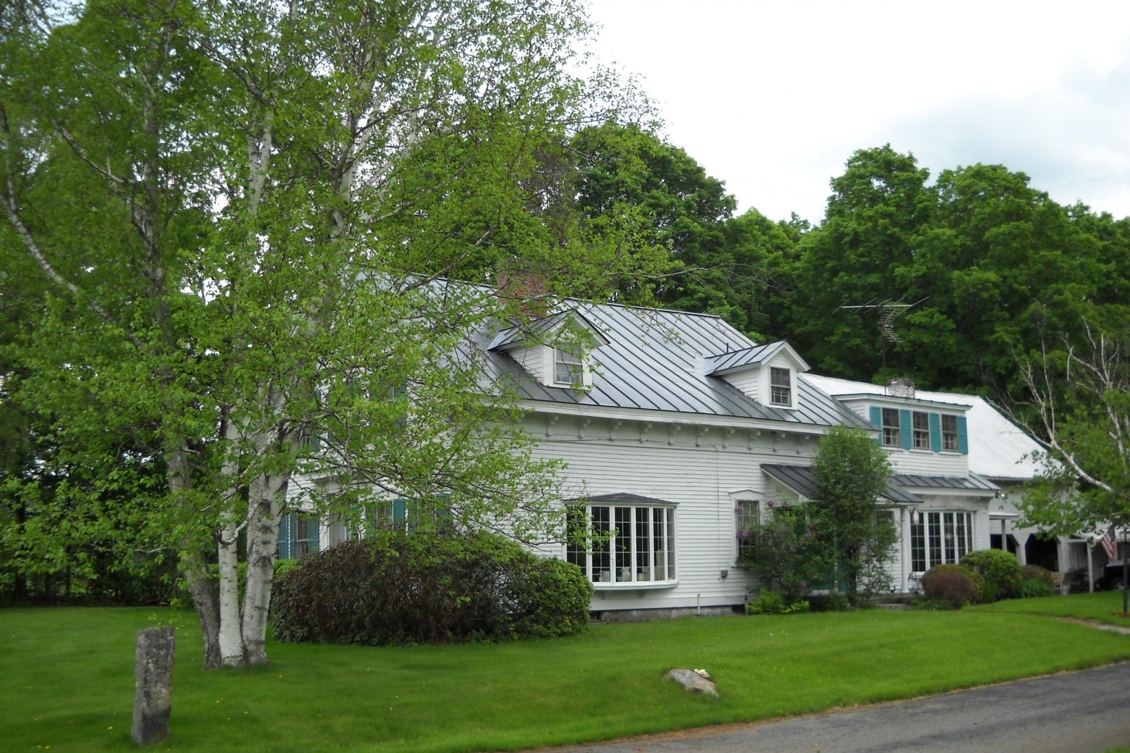 Tek Ailelik Ev için Satış at 91 River, Orford 91 River Rd Orford, New Hampshire, 03777 Amerika Birleşik Devletleri