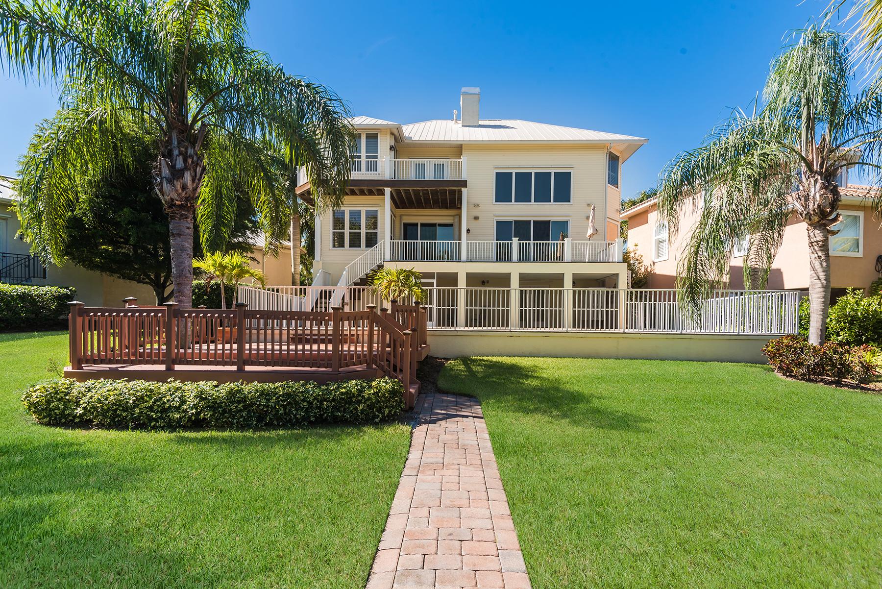 獨棟家庭住宅 為 出售 在 HAWKS HARBOR 7114 Hawks Harbor Cir Bradenton, 佛羅里達州, 34207 美國