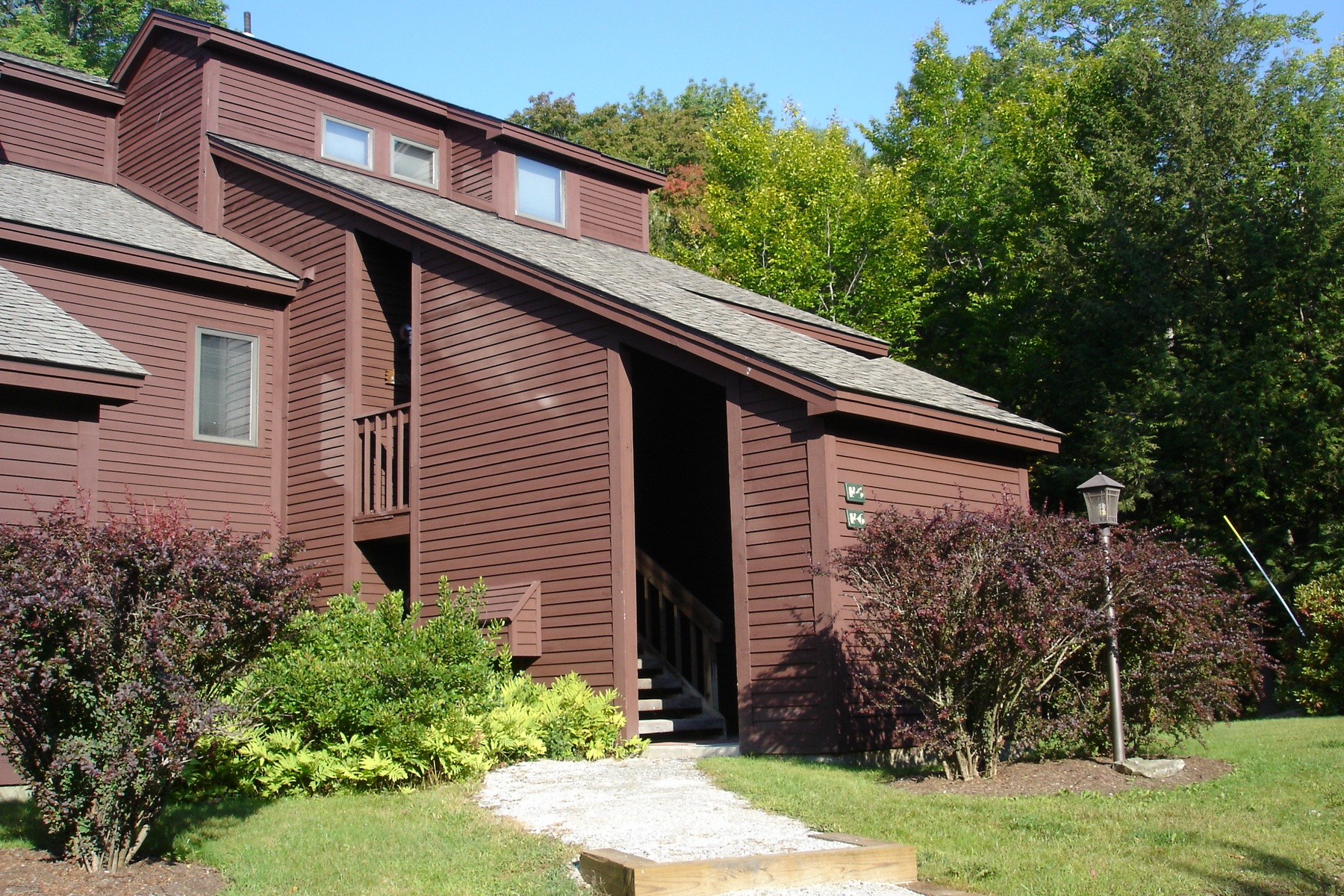 Condominium for Rent at 2 Bedroom at Kettlebrook Kettlebrook F-6 Ludlow, Vermont, 05149 United States
