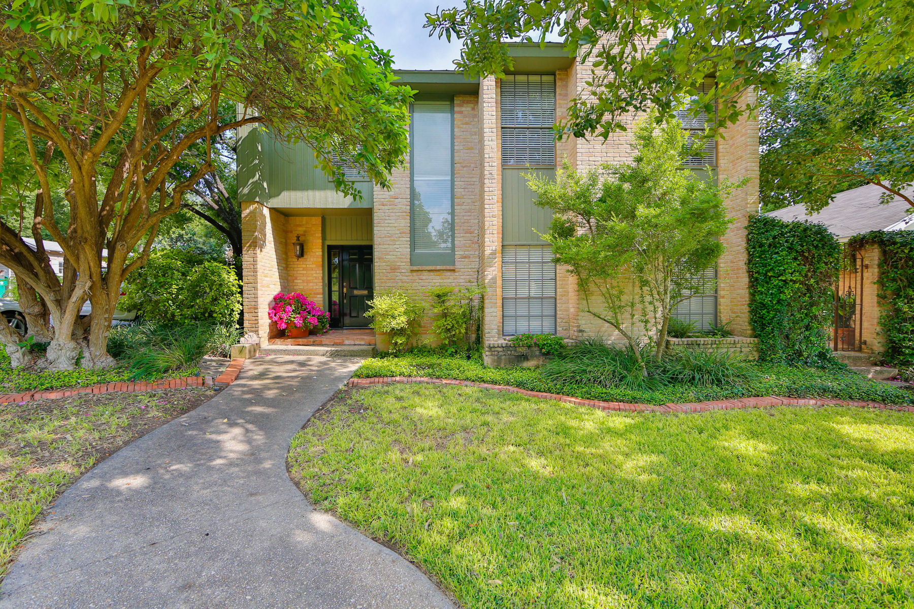 Property For Sale at Beautiful Home in Alamo Heights