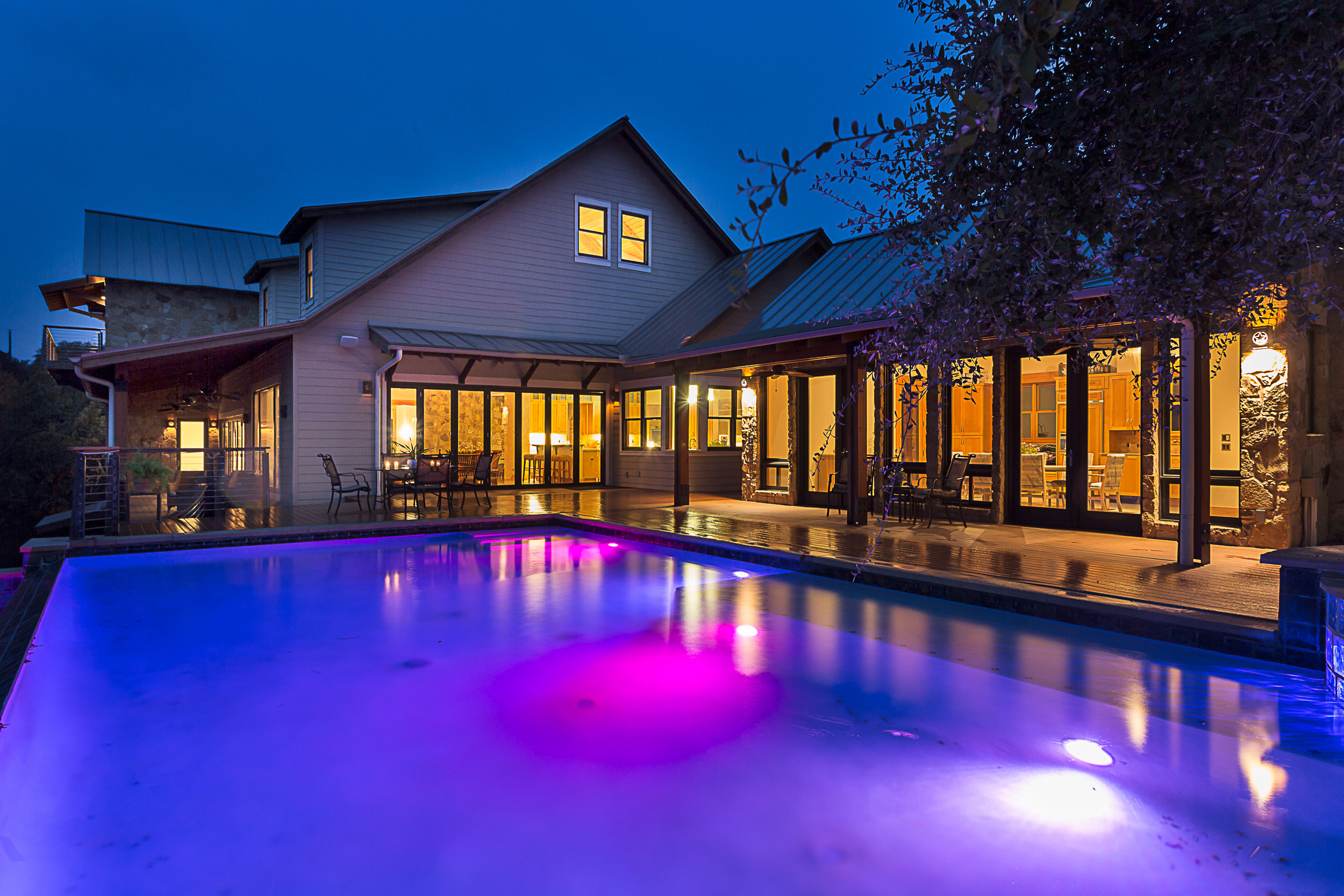 Single Family Home for Sale at Incomparable Views on 7.6 Acres 3601 Cloudy Ridge Rd Austin, Texas 78734 United States