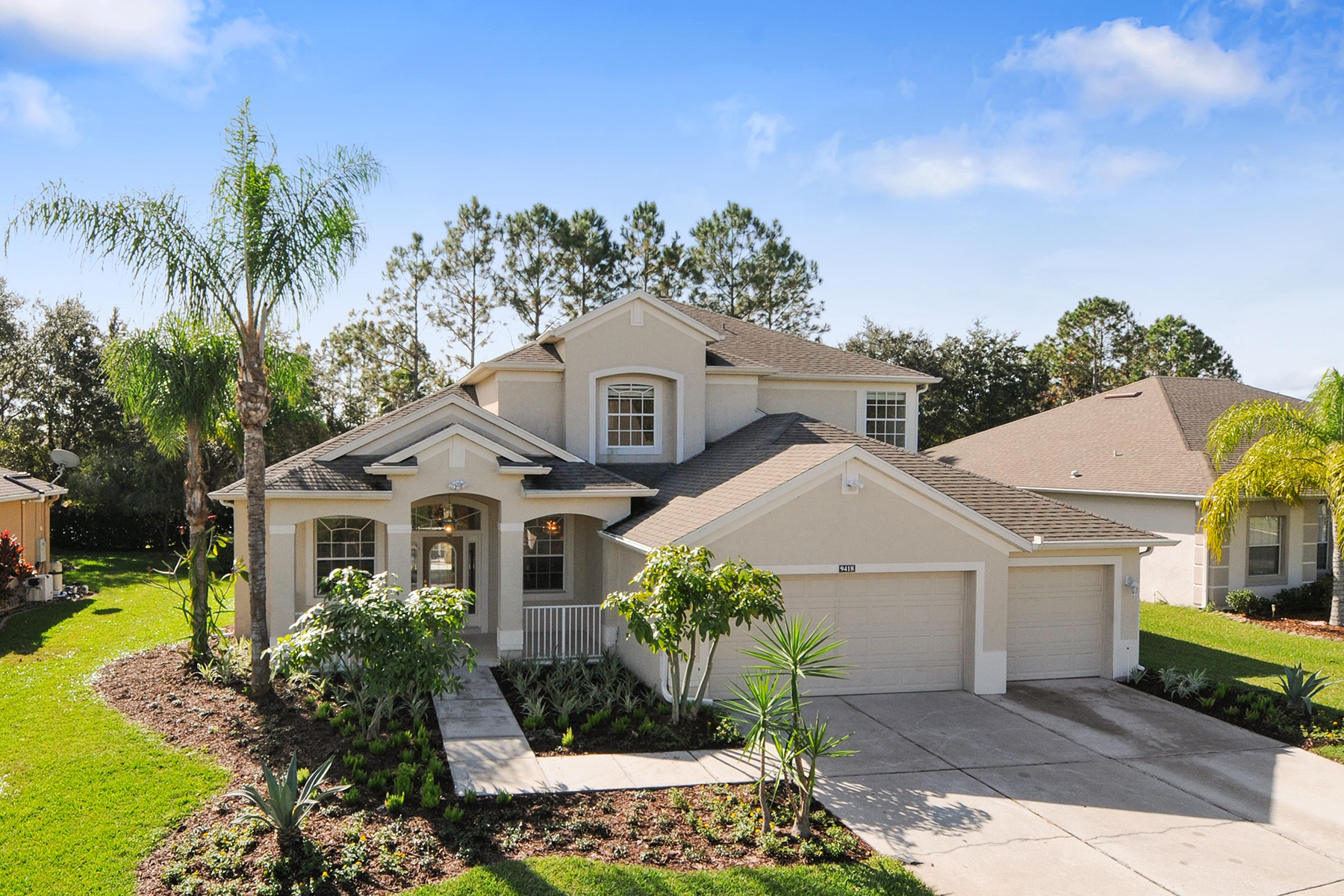 Single Family Home for Sale at ORLANDO 9418 Ashmore Ln Orlando, Florida, 32825 United States