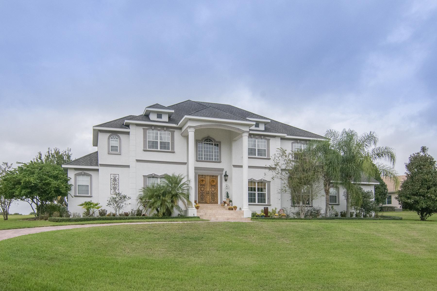 独户住宅 为 销售 在 LAKE JOVITA 12851 Ventana Ct 戴德城, 佛罗里达州, 33525 美国