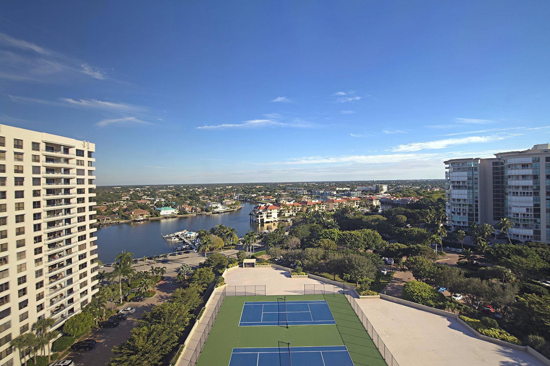 Condomínio para Venda às PARK SHORE 4401 Gulf Shore Blvd N 1606 Naples, Florida 34103 Estados Unidos
