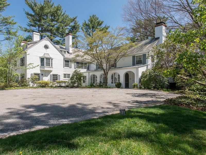 단독 가정 주택 용 매매 에 Estate Old Westbury, 뉴욕, 11568 미국