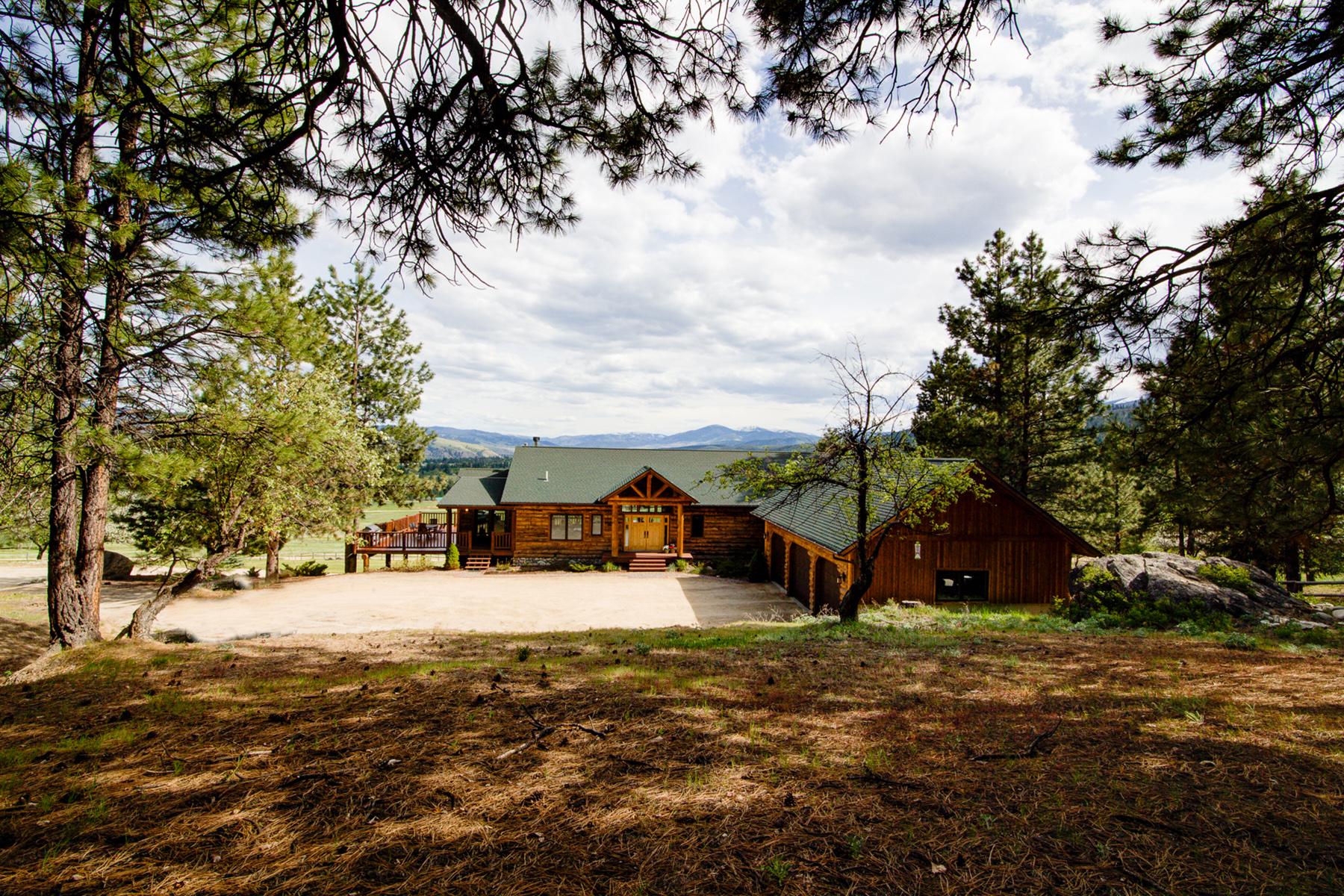 Einfamilienhaus für Verkauf beim 564 Stags Leap Road 564 Stags Leap Rd Darby, Montana, 59829 Vereinigte Staaten