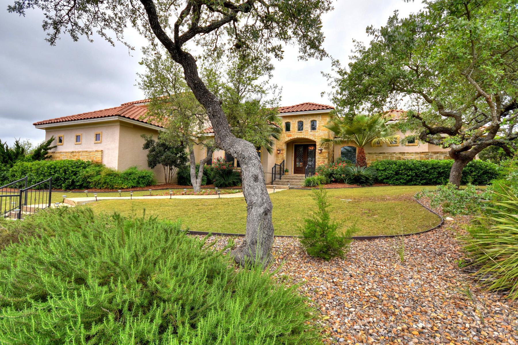 獨棟家庭住宅 為 出售 在 Impeccable Home in Tuscany Hills 47 Cabernet San Antonio, 德克薩斯州, 78258 美國