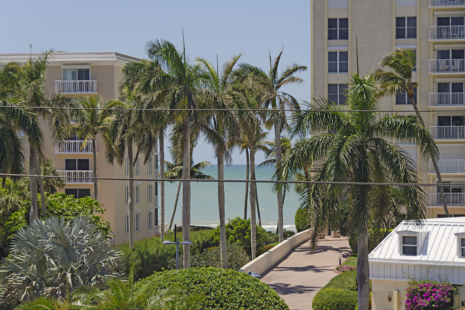 Condominium for Sale at COQUINA SANDS DEL MAR 1300 Gulf Shore Blvd N 406 Naples, Florida, 34102 United States
