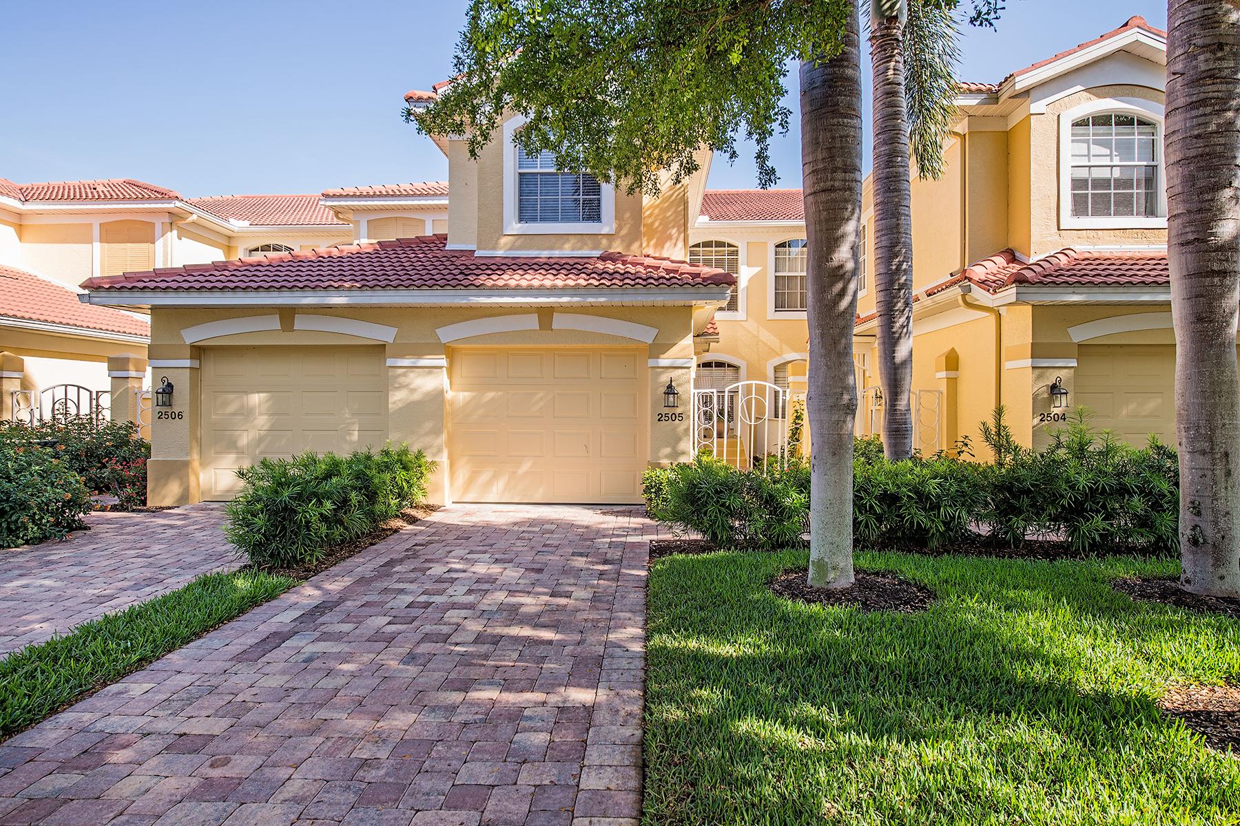 Nhà chung cư vì Bán tại PELICAN MARSH - ARIELLE 2125 Arielle Dr 2505 Naples, Florida 34109 Hoa Kỳ
