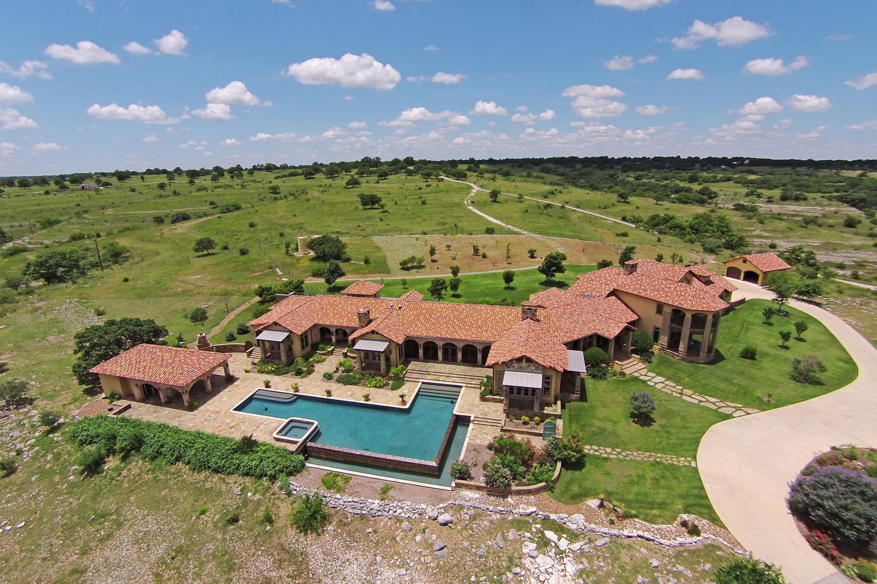 농장 / 목장 / 농장 용 매매 에 127.25 Acres in Champee Springs 6231 Ranger Creek Rd Boerne, 텍사스, 78006 미국
