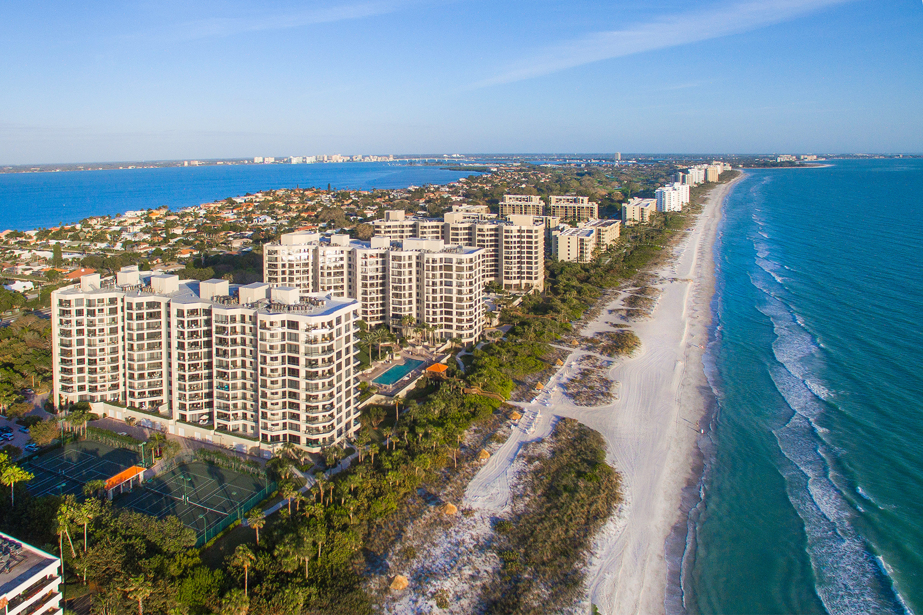 Condominium for Sale at WATER CLUB 1281 Gulf Of Mexico Dr 904 Longboat Key, Florida, 34228 United States