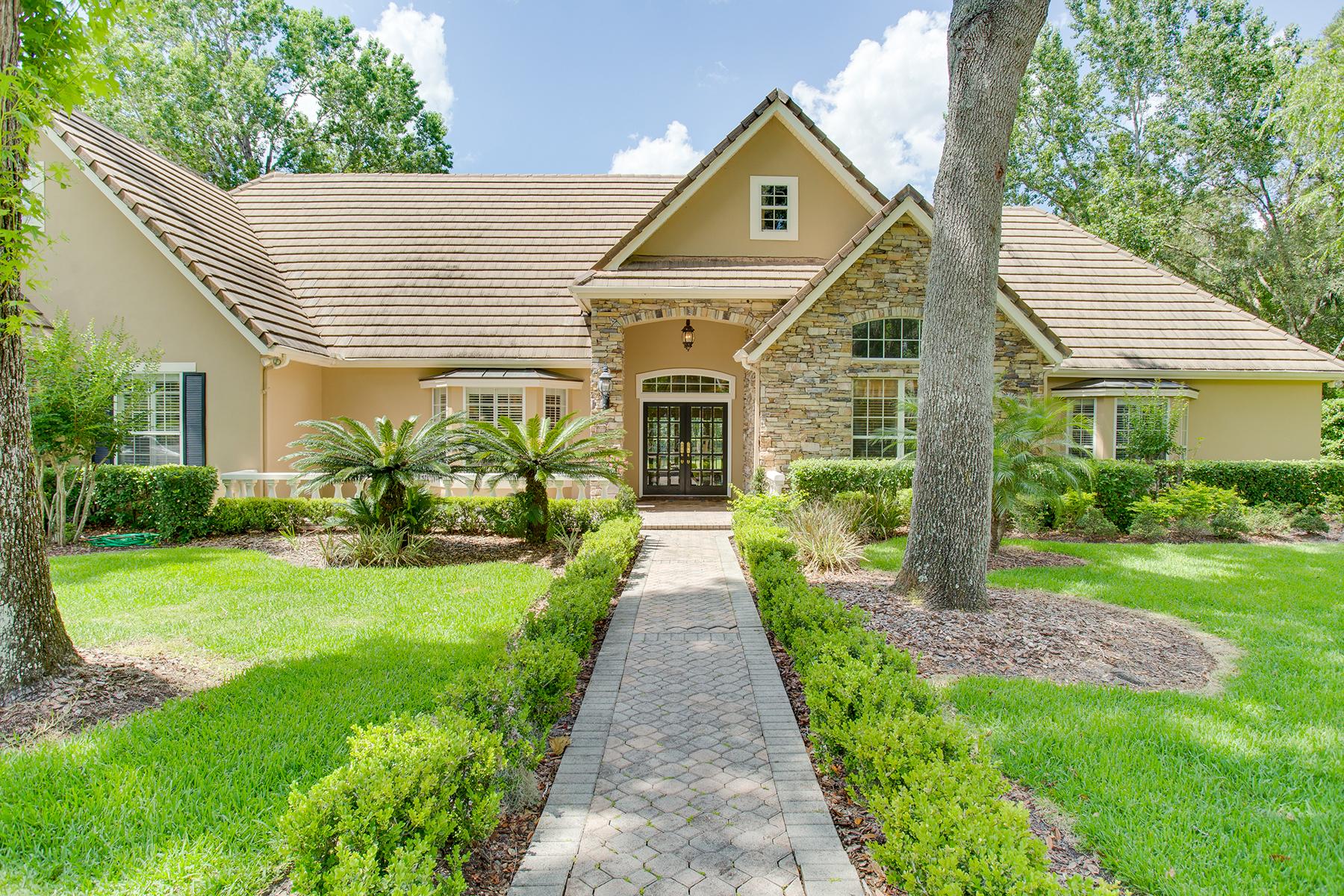 Vivienda unifamiliar por un Venta en ORLANDO - LONGWOOD 2748 Deer Berry Ct Longwood, Florida, 32779 Estados Unidos