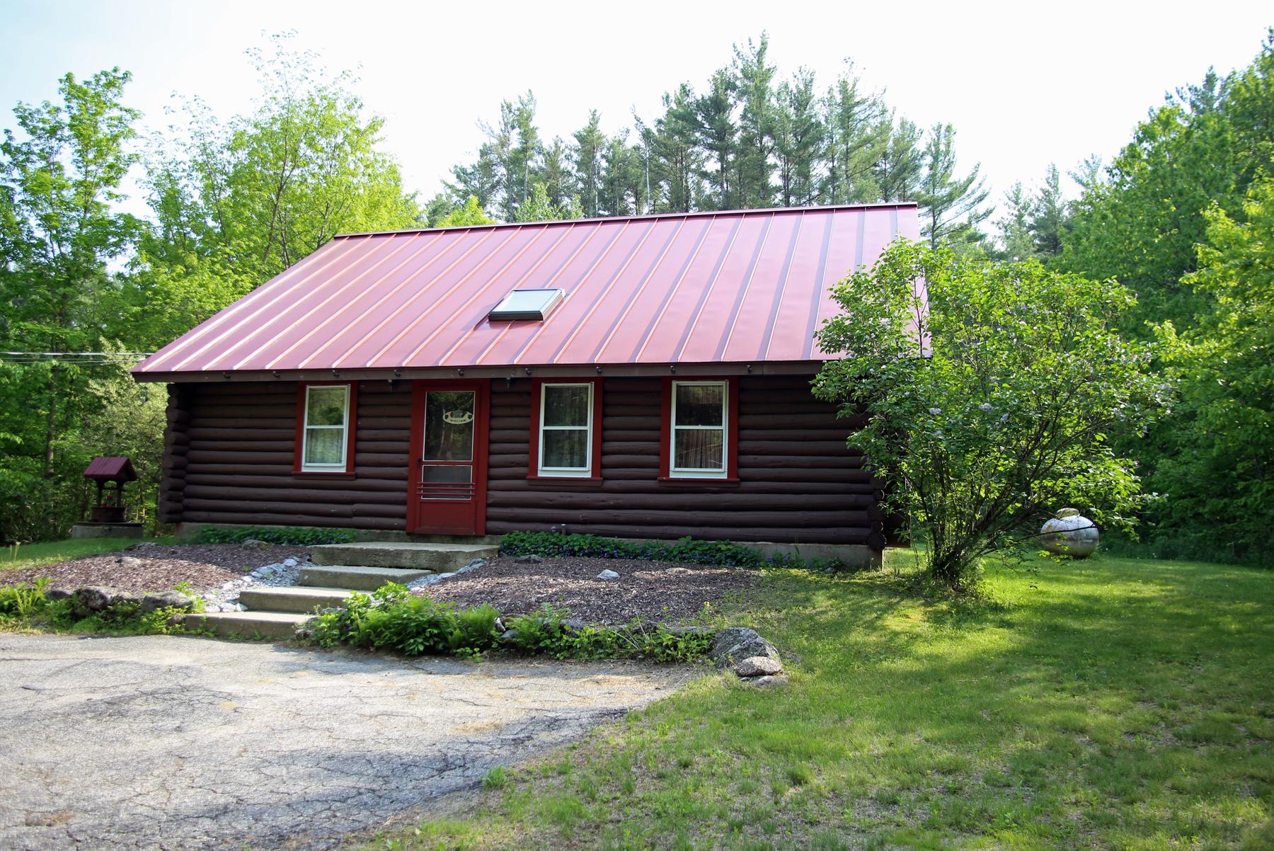 Maison unifamiliale pour l Vente à 149 Morse Hill, Newbury 149 Morse Hill Rd Newbury, New Hampshire, 03255 États-Unis