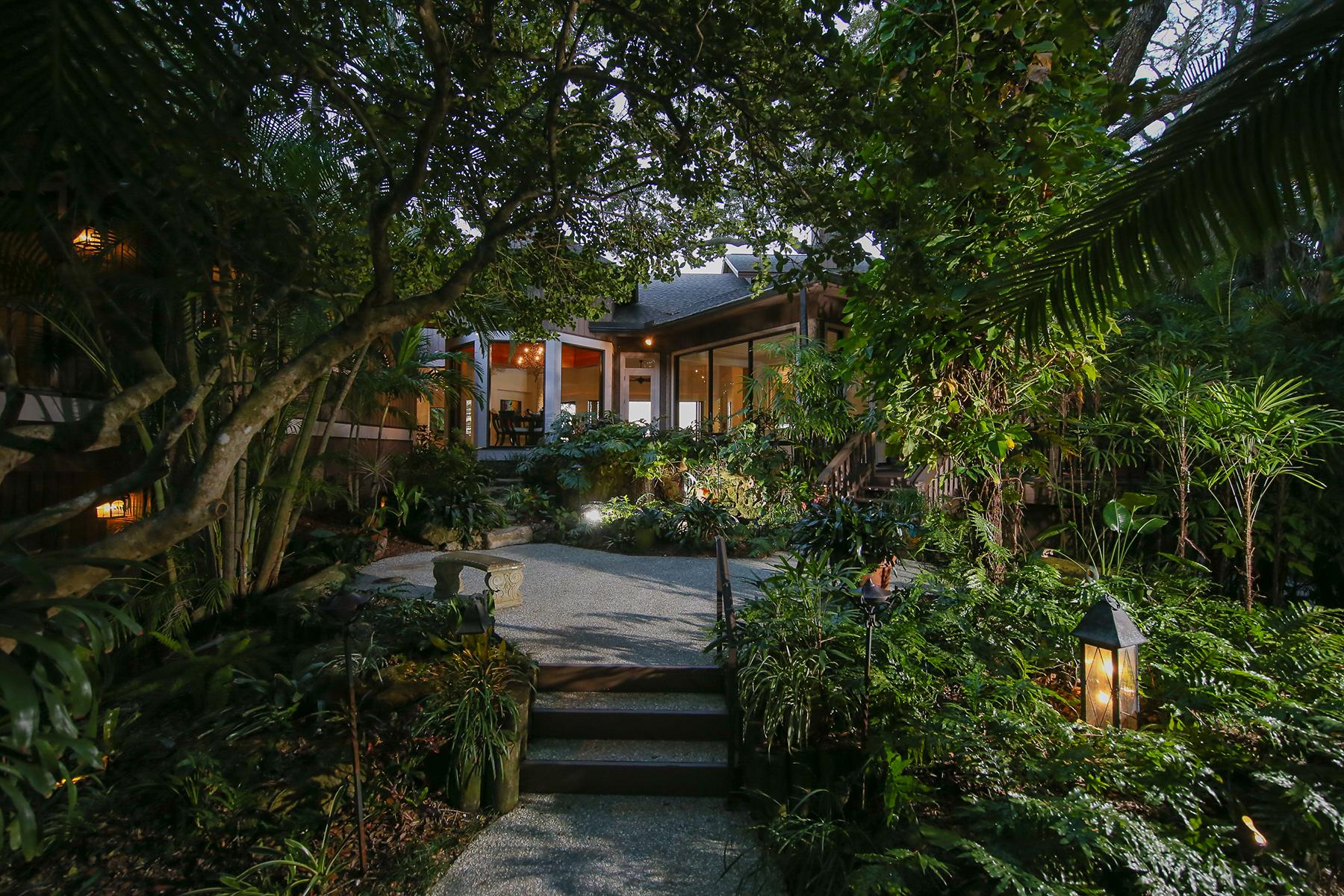 Nhà ở một gia đình vì Bán tại 4401 Midnight Pass Rd , Sarasota, FL 34242 4401 Midnight Pass Rd Sarasota, Florida, 34242 Hoa Kỳ