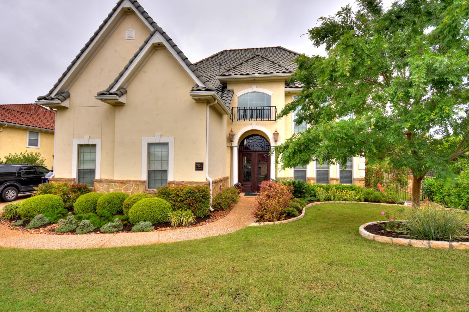 獨棟家庭住宅 為 出售 在 Exquisite Home in The Dominion 7450 Hovingham The Dominion, San Antonio, 德克薩斯州, 78257 美國