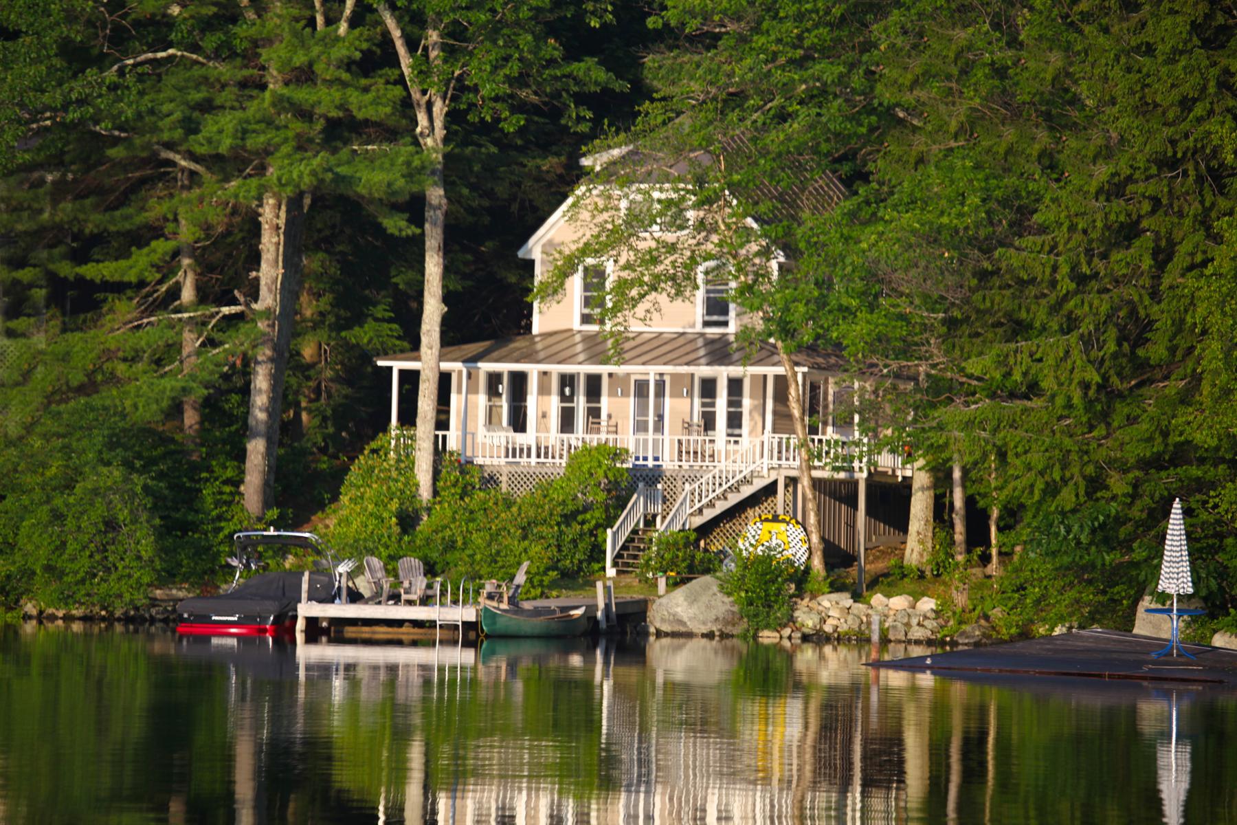 Einfamilienhaus für Verkauf beim 163 Bay Point Road, Newbury 163 Bay Point Rd Newbury, New Hampshire 03255 Vereinigte Staaten