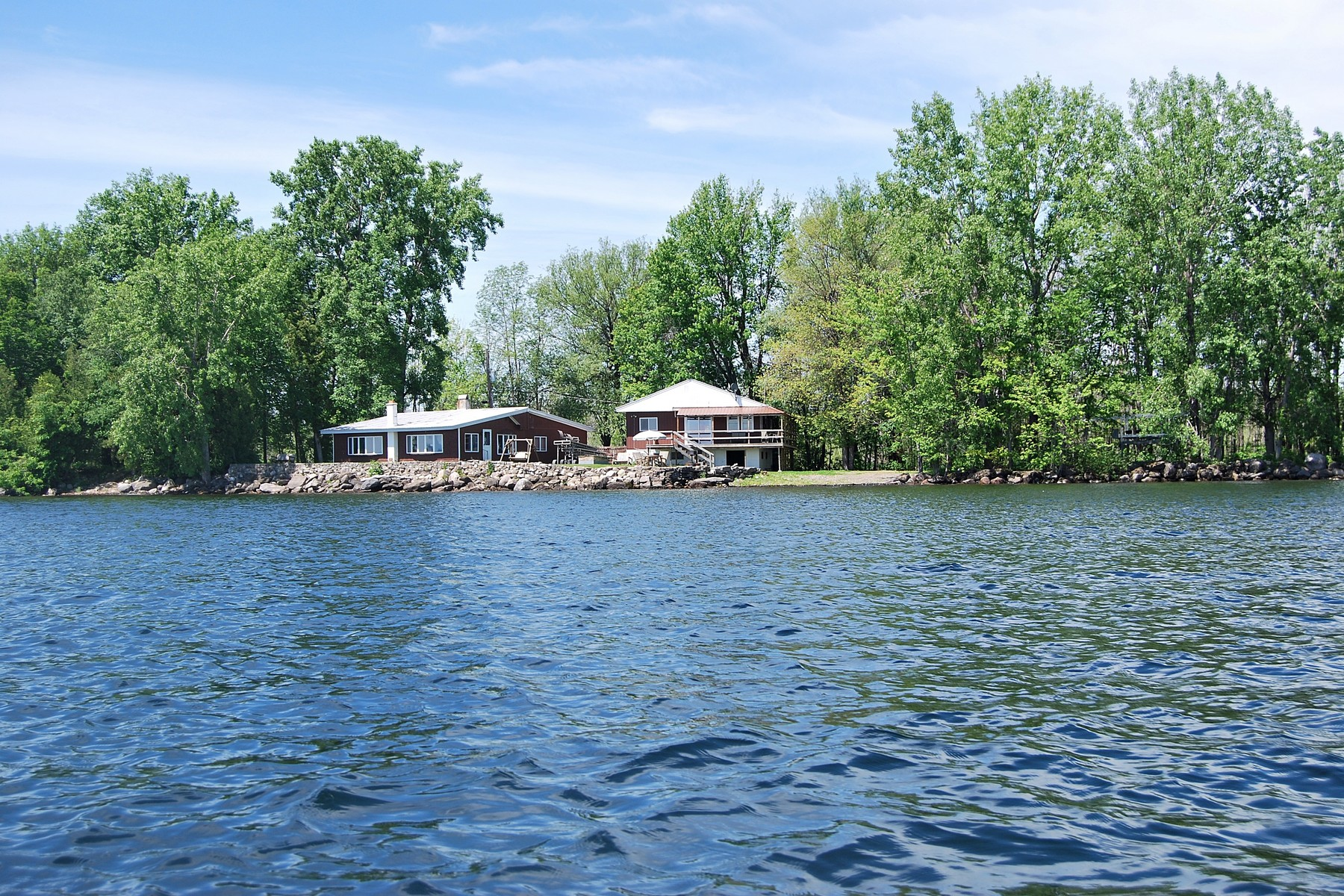 Additional photo for property listing at Lake Champlain Cottages 111  Stony Point Rd Champlain, New York 12919 United States