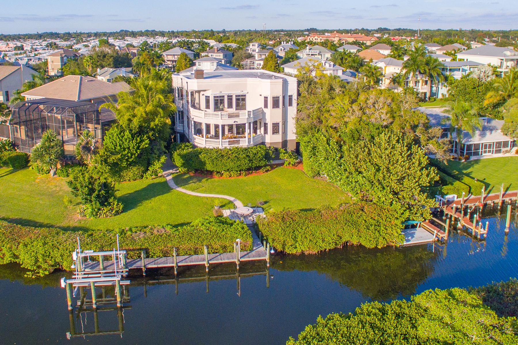 独户住宅 为 销售 在 HAWKS HARBOR 7052 Hawks Harbor Cir 布雷登顿, 佛罗里达州, 34207 美国