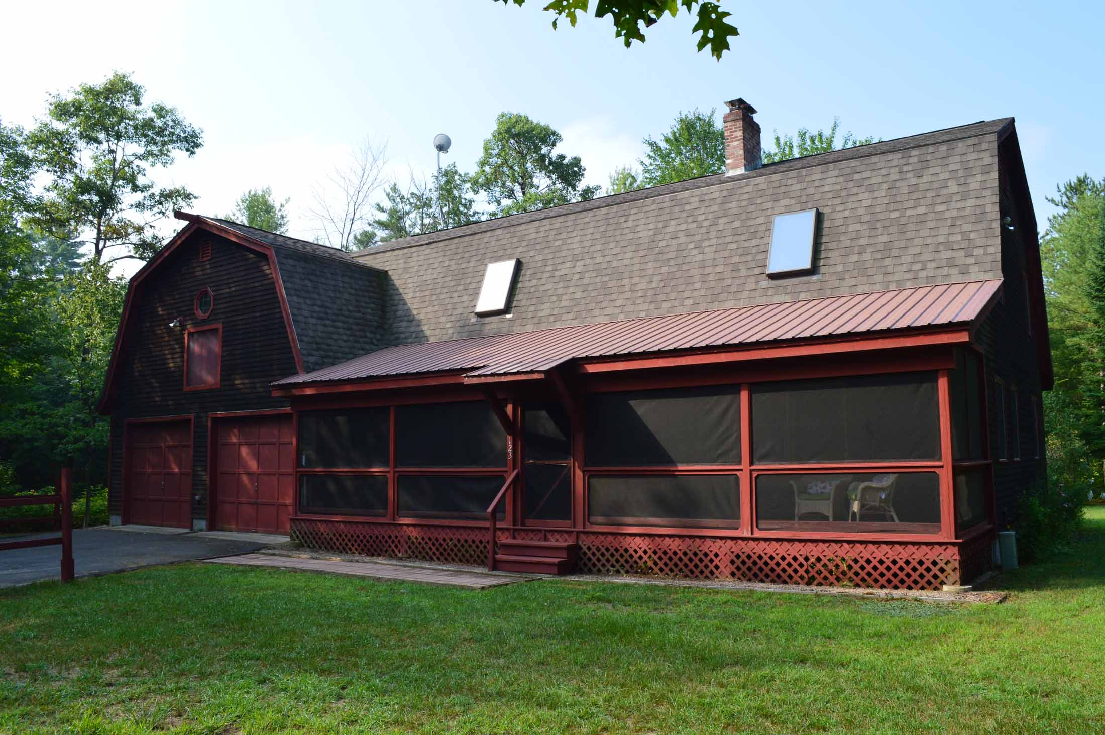 Single Family Home for Sale at 123 Green Mountain Road, Effingham 123 Green Mountain Rd Effingham, New Hampshire, 03882 United States