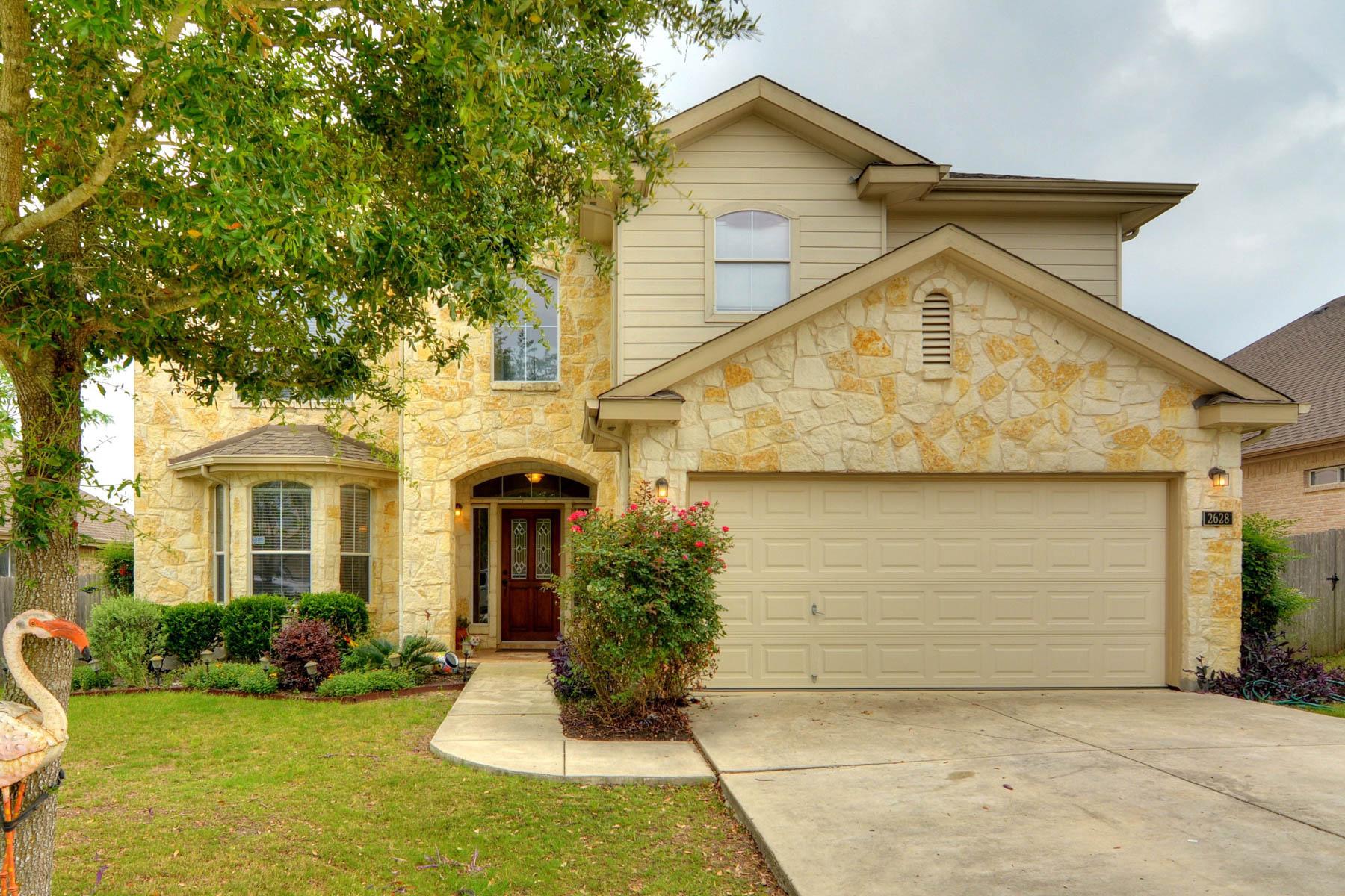 Otras residenciales por un Alquiler en Great Neighborhood & School District 2628 Riva Ridge Cir Schertz, Texas 78108 Estados Unidos
