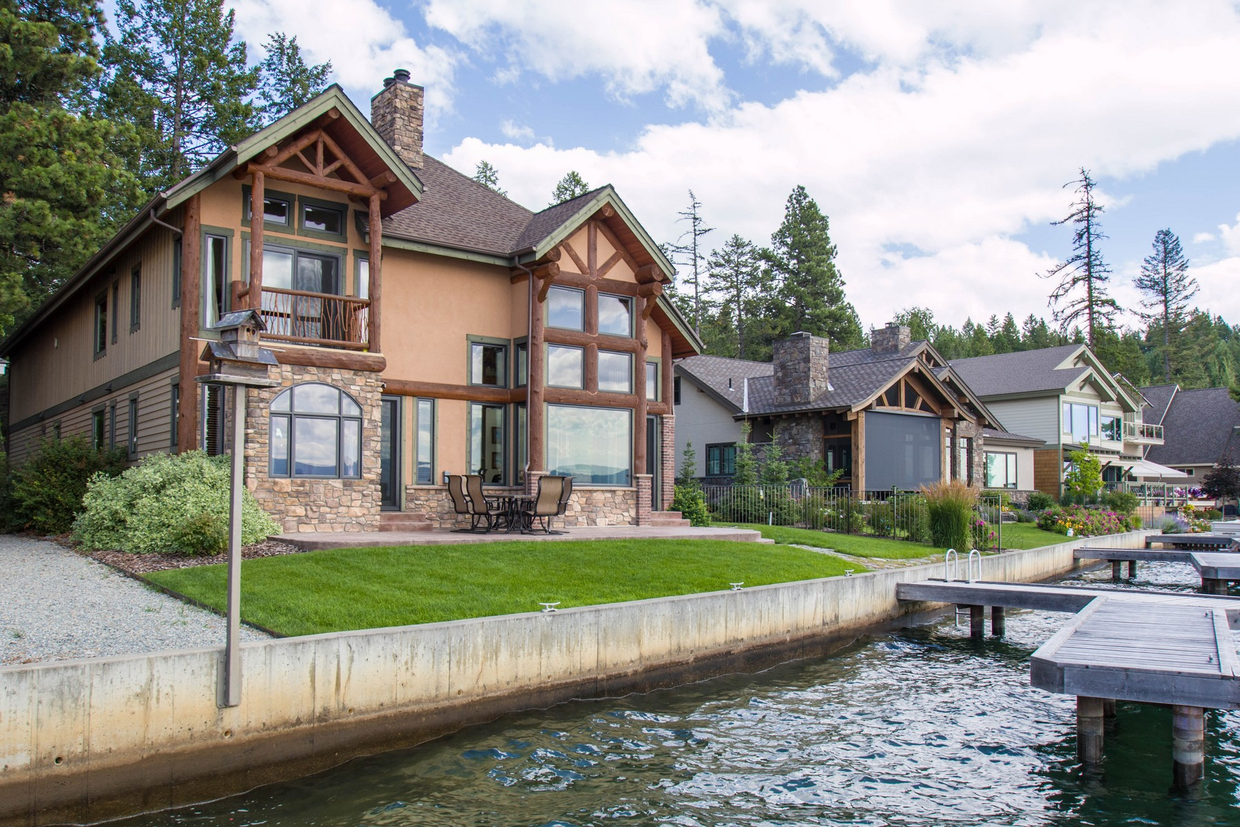 sales property at Flathead Lake Living