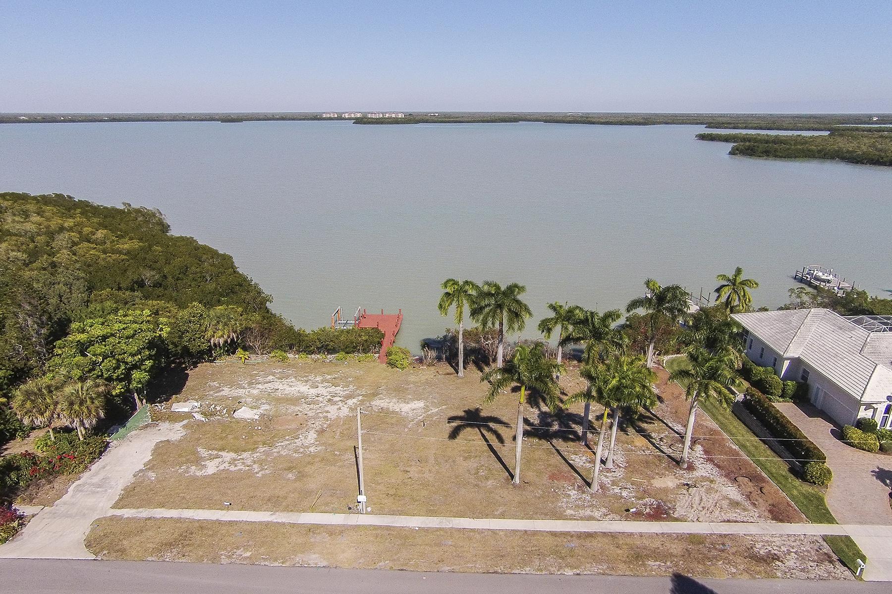 Terreno por un Venta en MARCO ISLAND - CAXAMBAS DRIVE 791 Caxambas Dr Marco Island, Florida 34145 Estados Unidos
