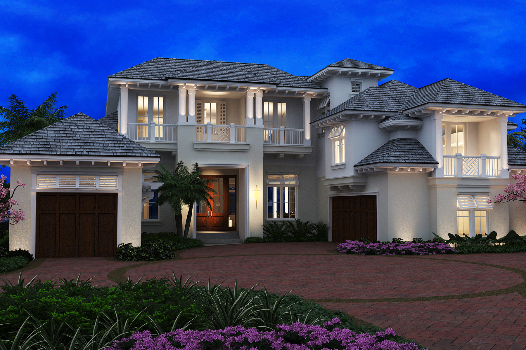 Vivienda unifamiliar por un Venta en PORT ROYAL 1351 Spyglass Ln Port Royal, Naples, Florida, 34102 Estados Unidos