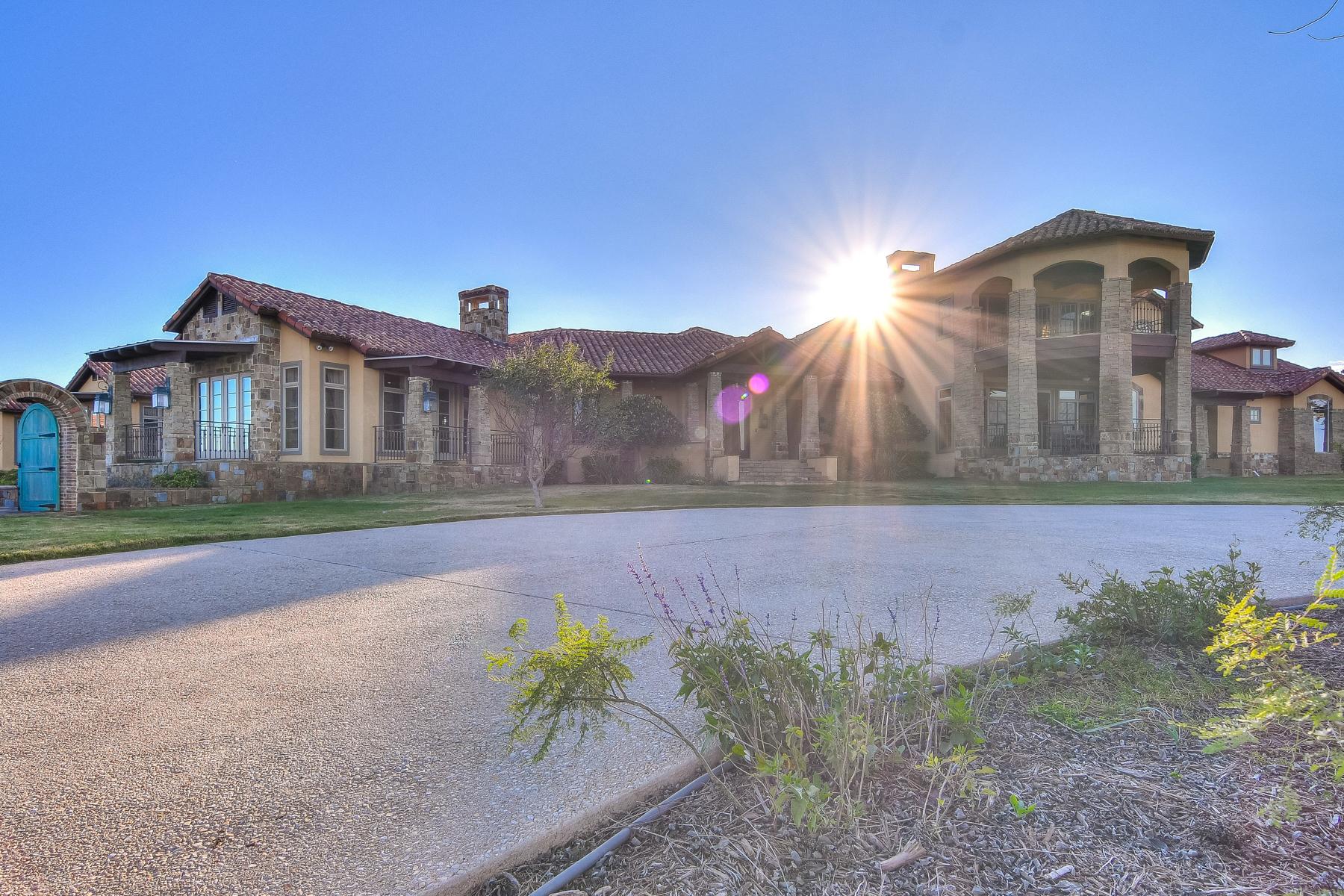 단독 가정 주택 용 매매 에 Stunning Estate on 127.25 Acres in Boerne 6231 Ranger Creek Rd Boerne, 텍사스, 78006 미국