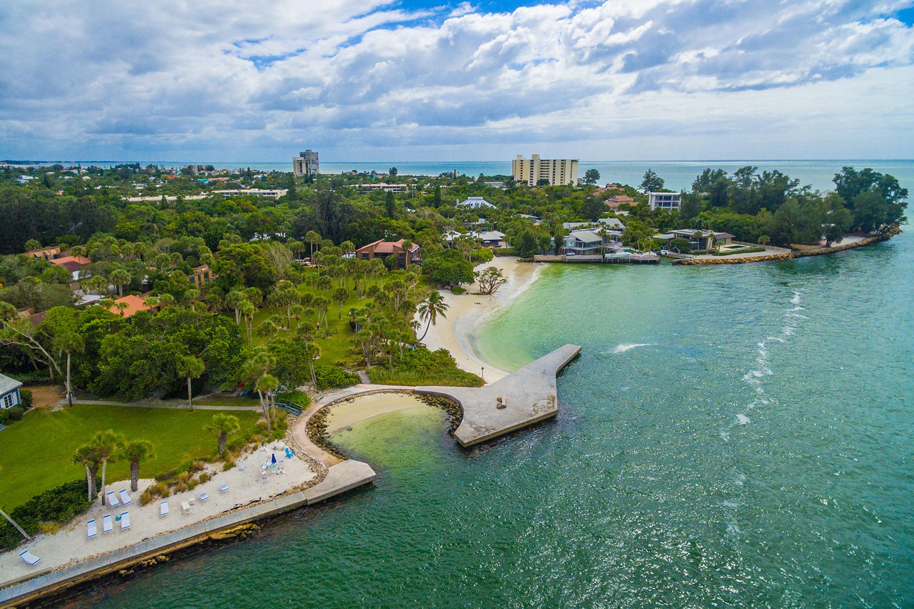 Piso por un Venta en SANDY COVE 207 Pass Key Rd 207 Sarasota, Florida, 34242 Estados Unidos