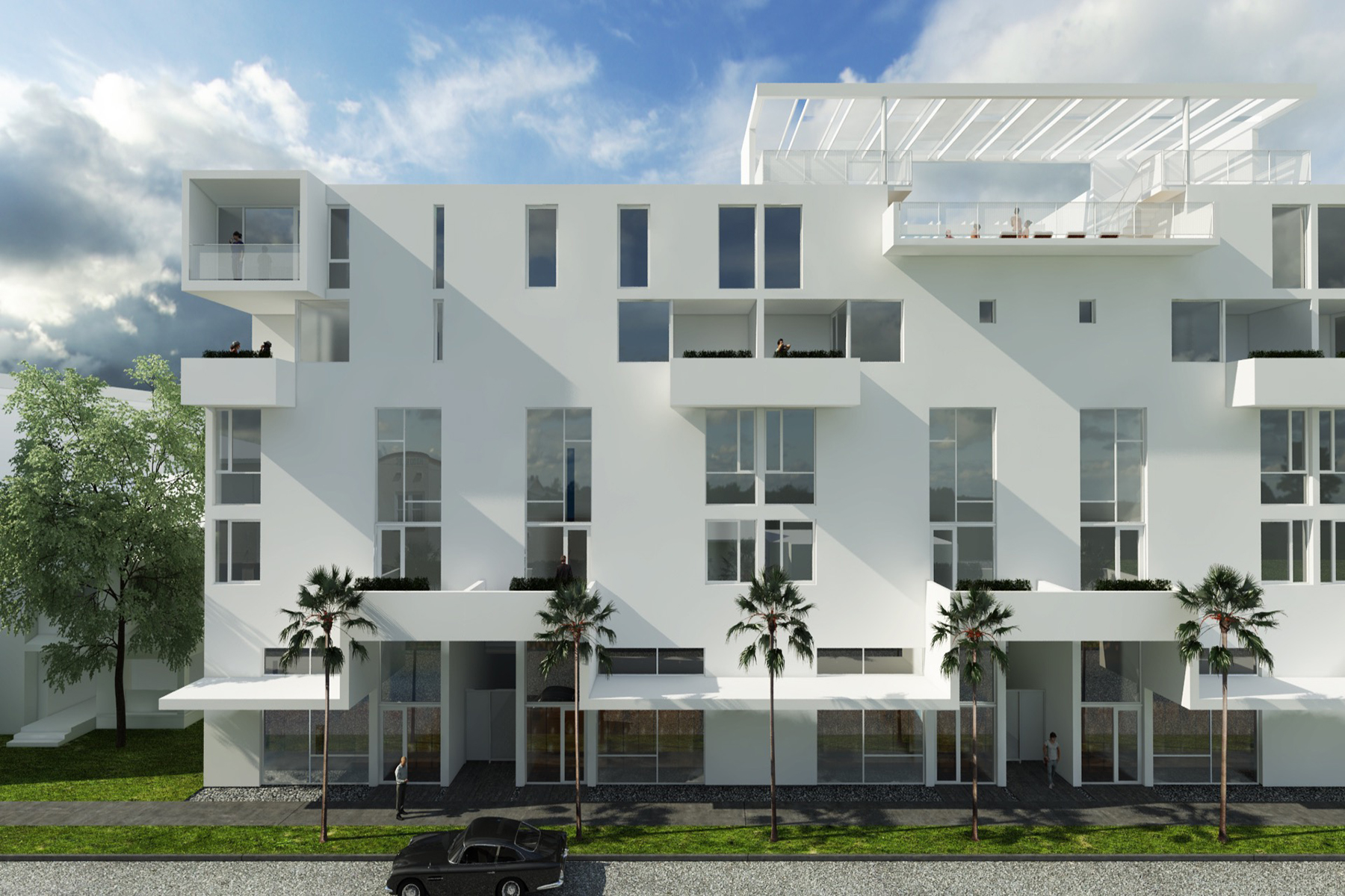 Condominium for Sale at RISDON ON 5TH 1350 5th St 205 Rosemary District, Sarasota, Florida, 34236 United States