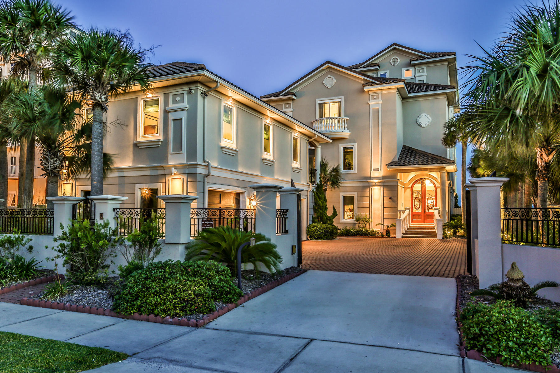 Single Family Home for Sale at A TRUE LIVING MASTERPIECE 2990 Scenic Hwy 98 Destin, Florida 32541 United States