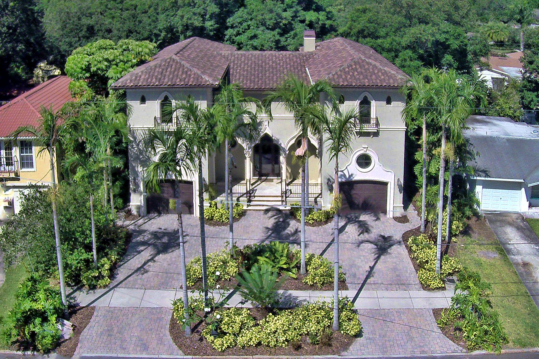 Tek Ailelik Ev için Satış at DAVIS ISLANDS 480 Bosphorous Ave Tampa, Florida 33606 Amerika Birleşik Devletleri